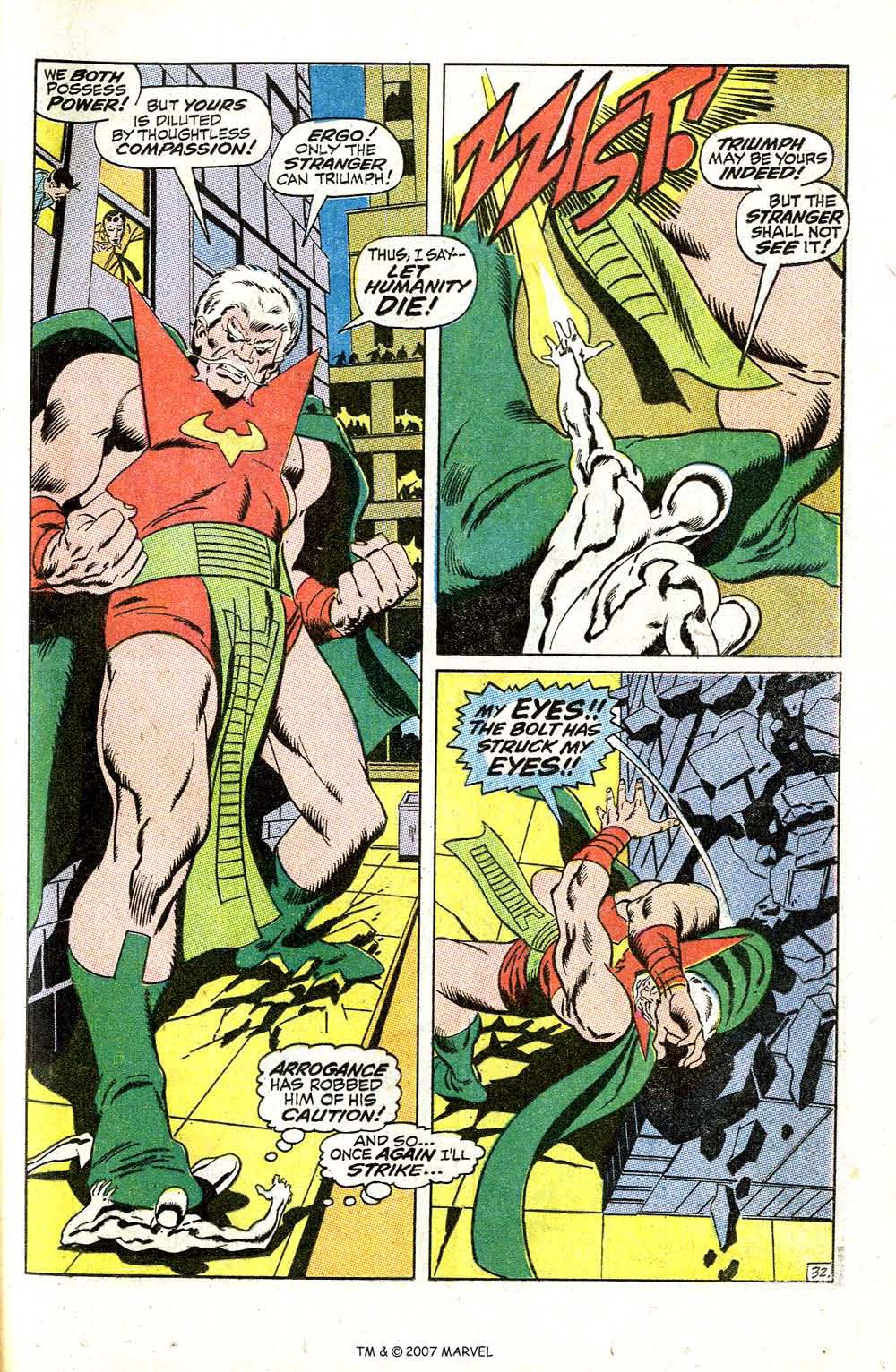Read online Silver Surfer (1968) comic -  Issue #5 - 39