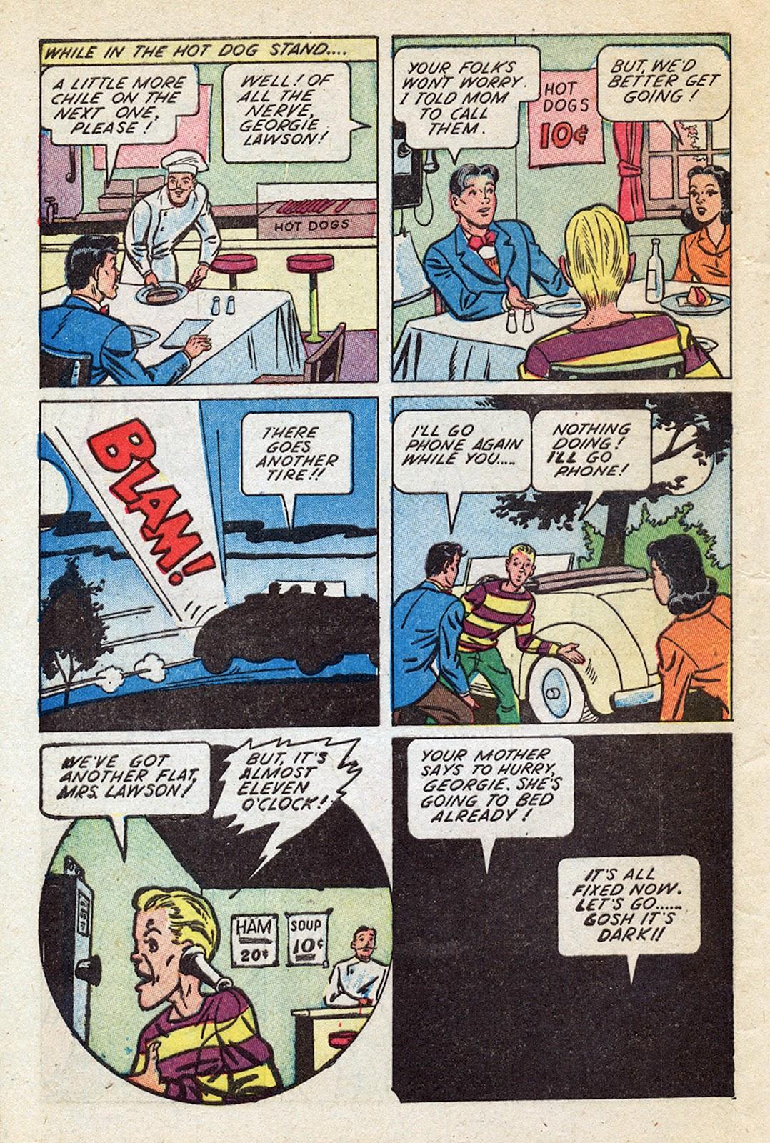 Georgie Comics (1945) issue 4 - Page 44