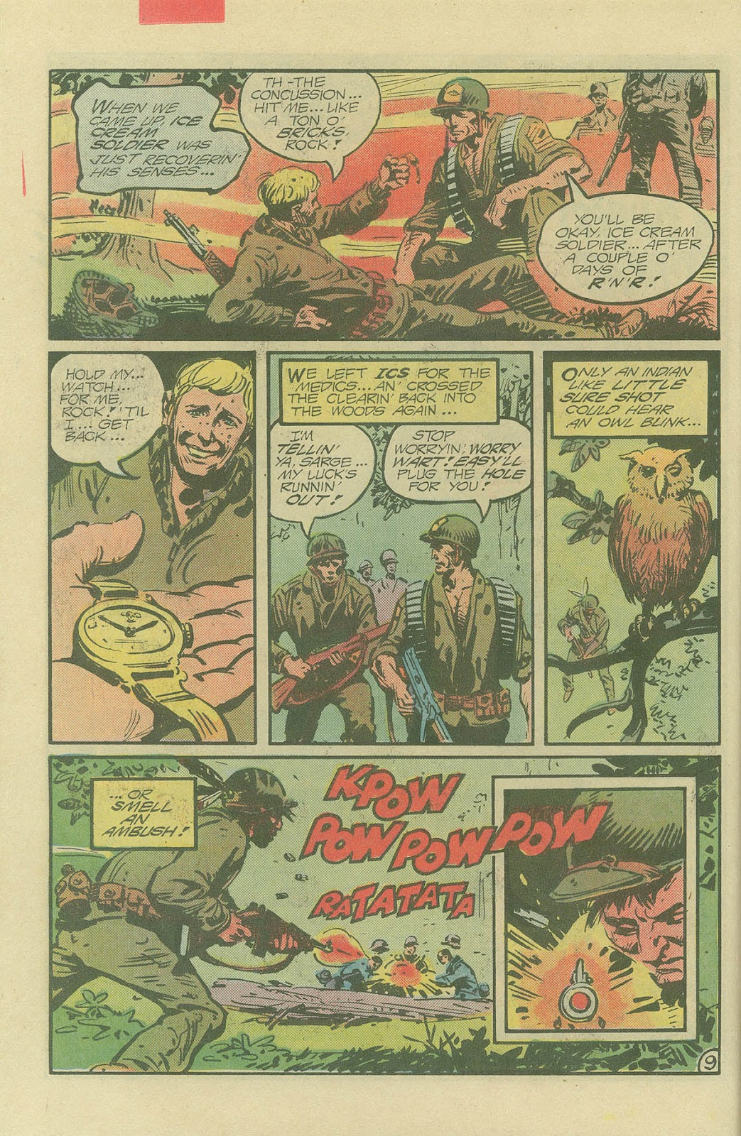 Sgt. Rock issue 389 - Page 9