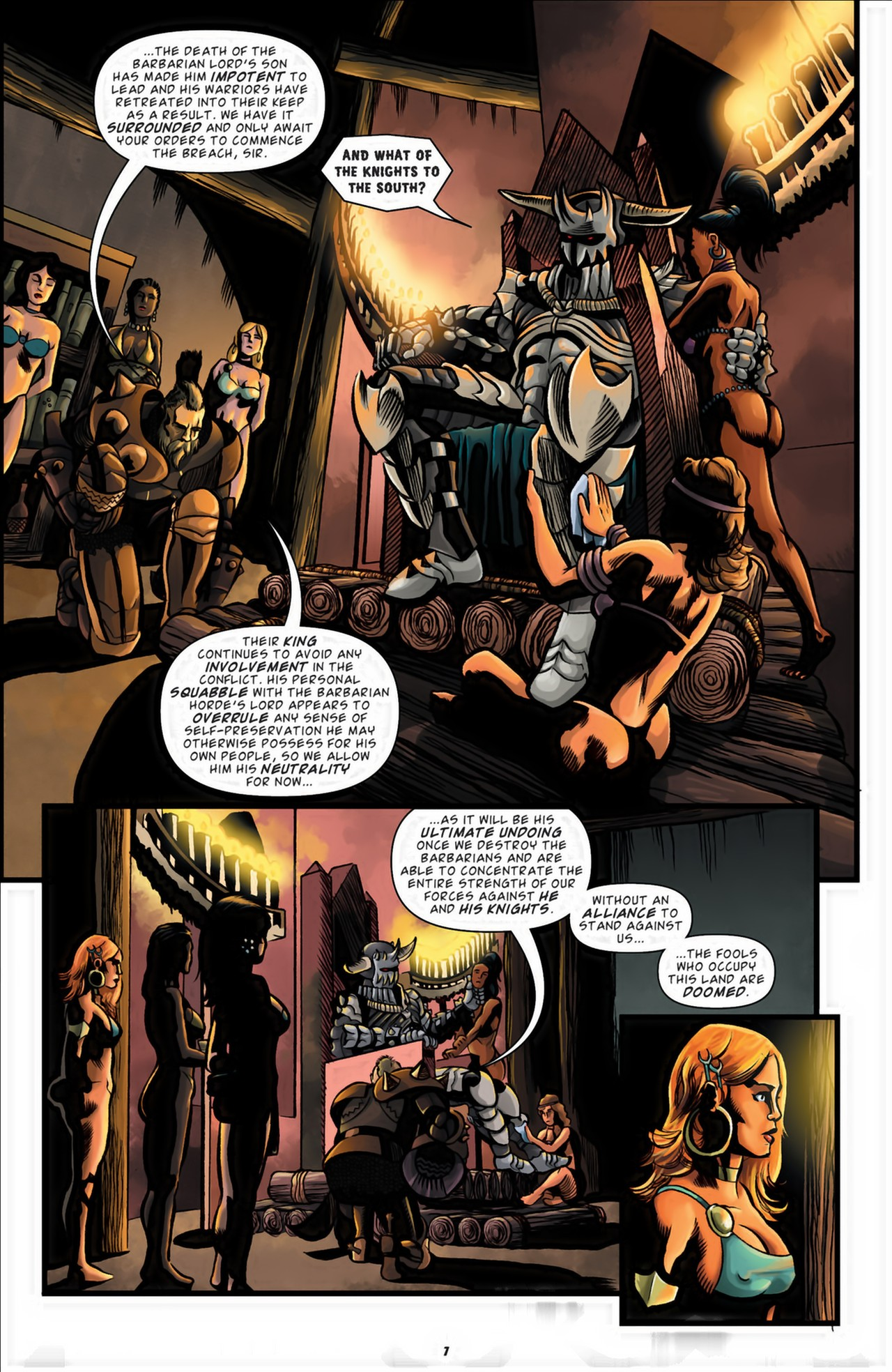 Read online KISS (2012) comic -  Issue #3 - 10