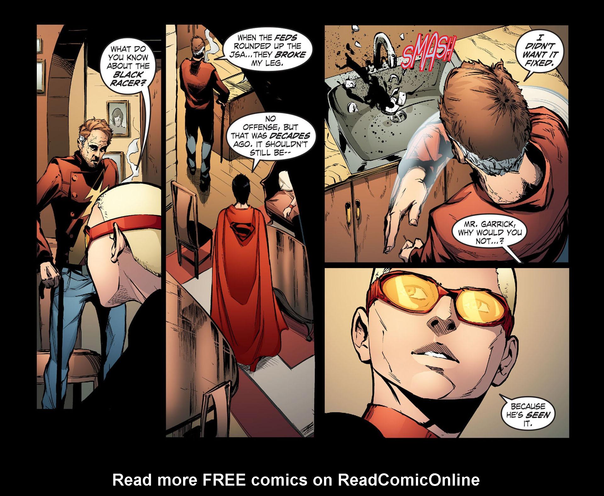 Read online Smallville: Season 11 comic -  Issue #33 - 20