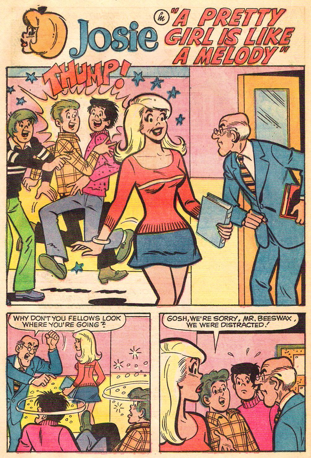 Read online She's Josie comic -  Issue #73 - 36