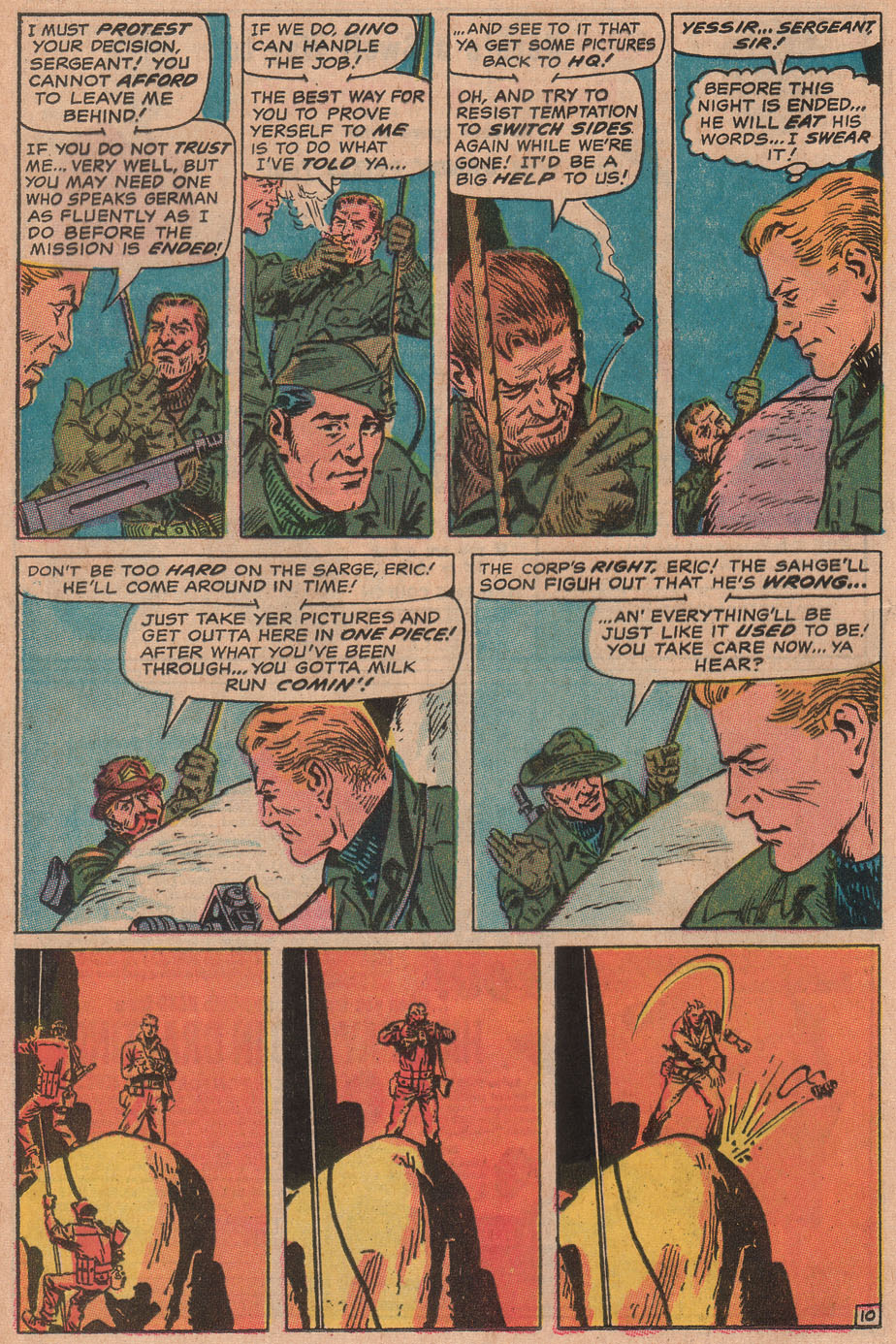 Read online Sgt. Fury comic -  Issue #79 - 16