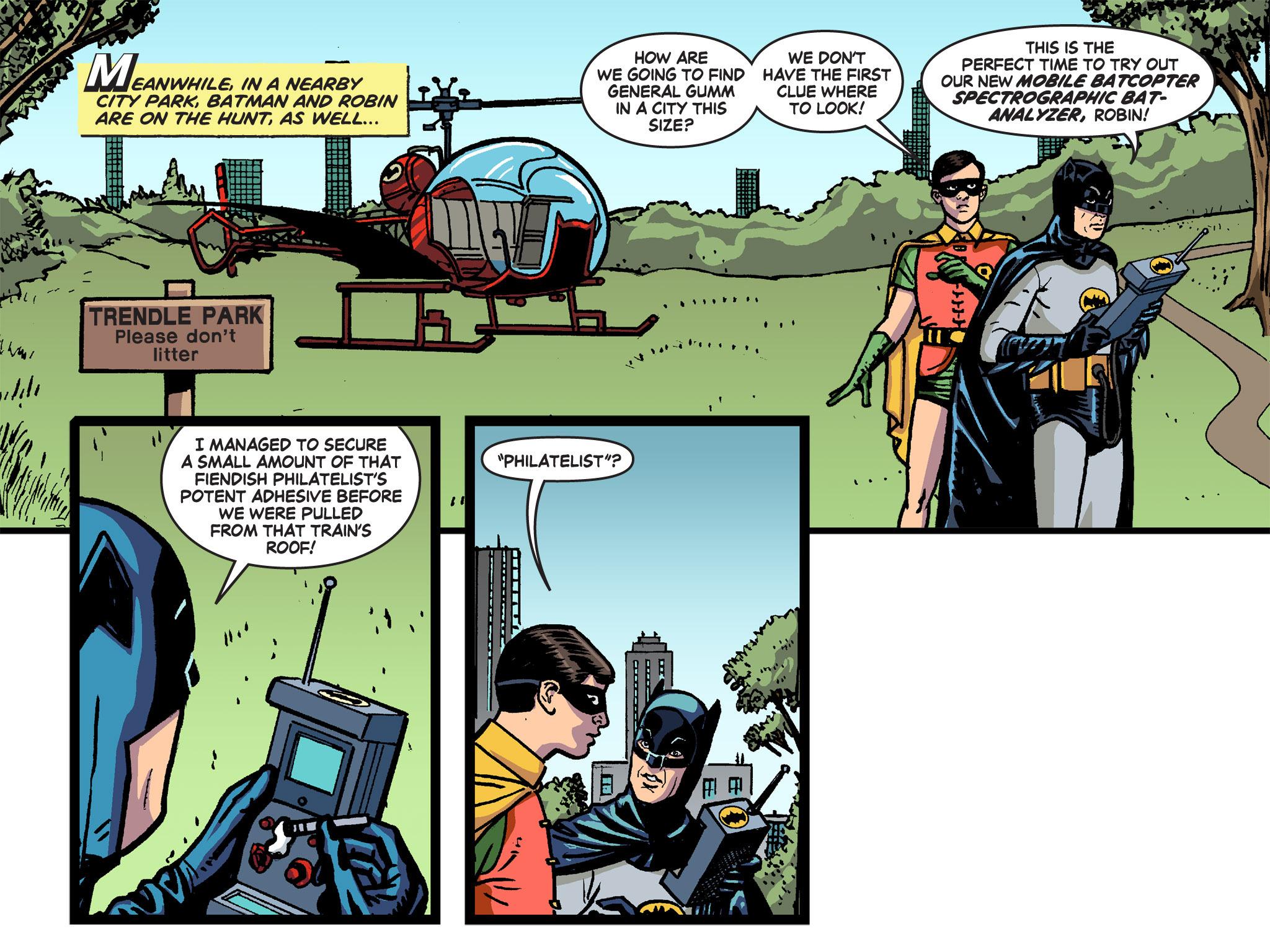 Read online Batman '66 Meets the Green Hornet [II] comic -  Issue #4 - 65