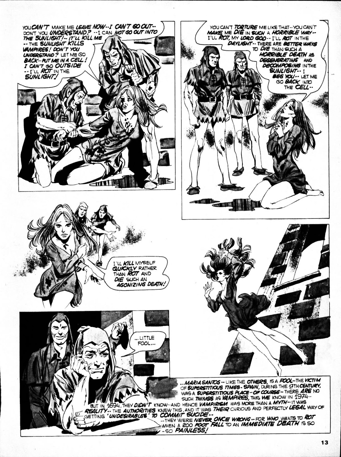 Nightmare (1970) issue 21 - Page 13