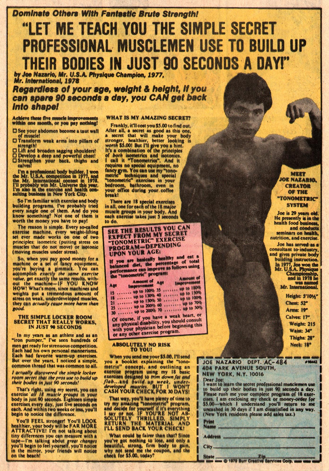 Read online The Fly (1983) comic -  Issue #6 - 25