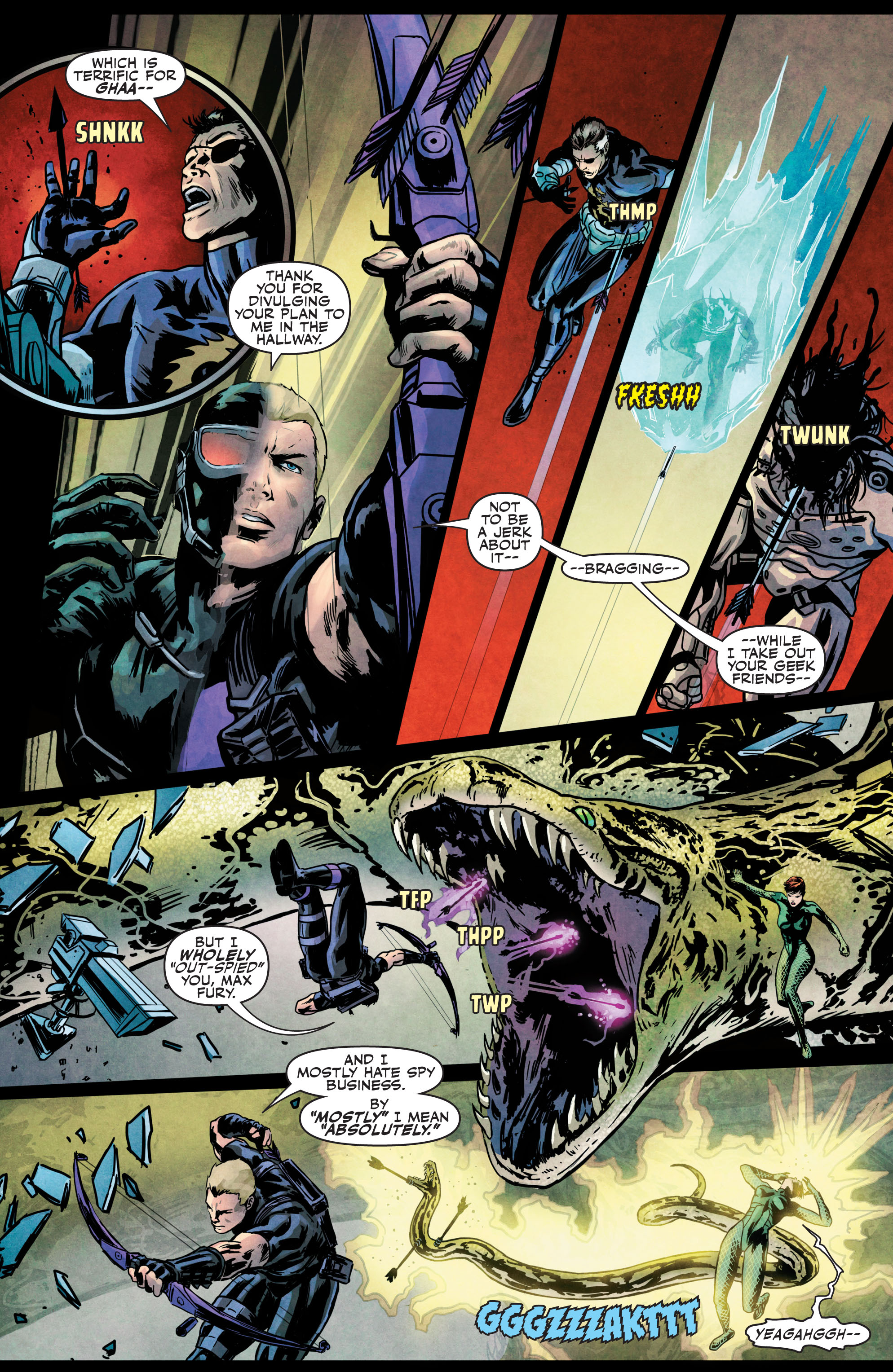 Read online Secret Avengers (2010) comic -  Issue #21.1 - 20