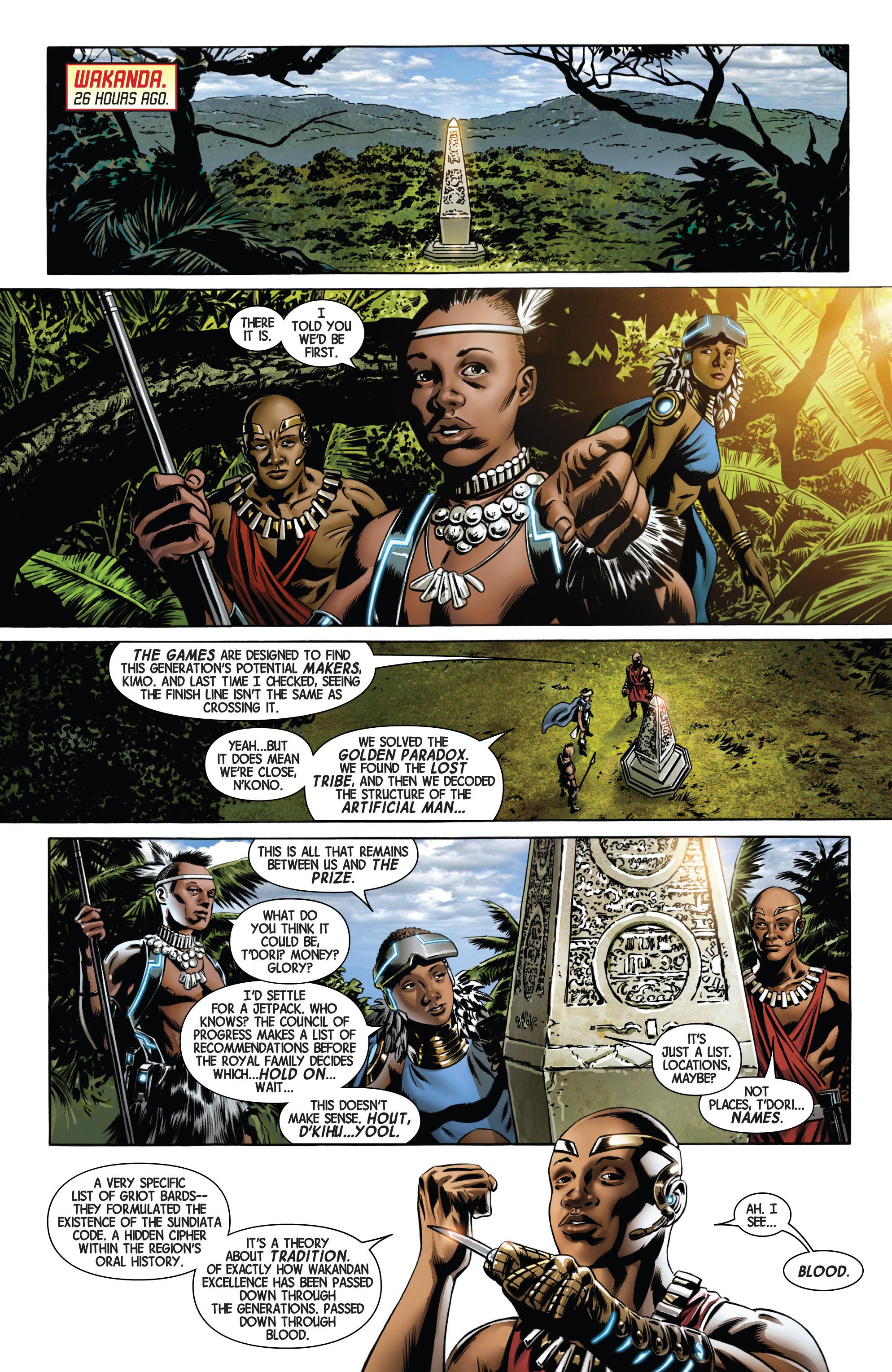 Read online Secret Wars Prelude comic -  Issue # Full - 173