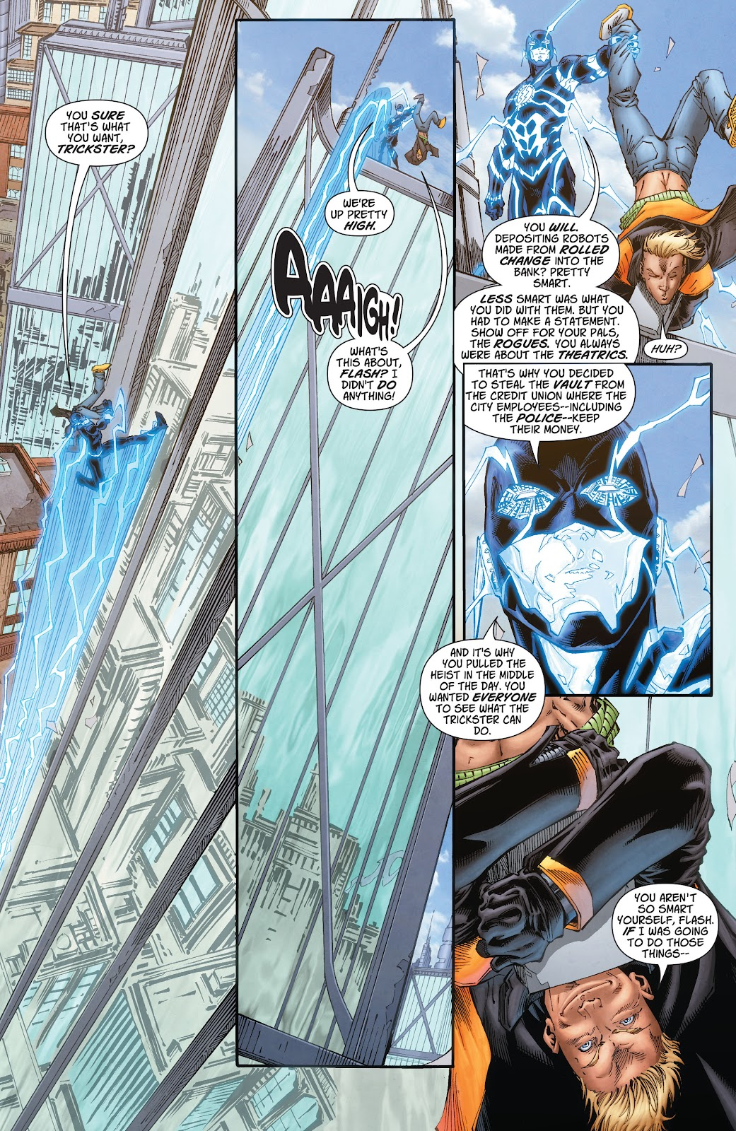 Read online The Flash (2011) comic -  Issue # _TPB 6 (Part 2) - 4