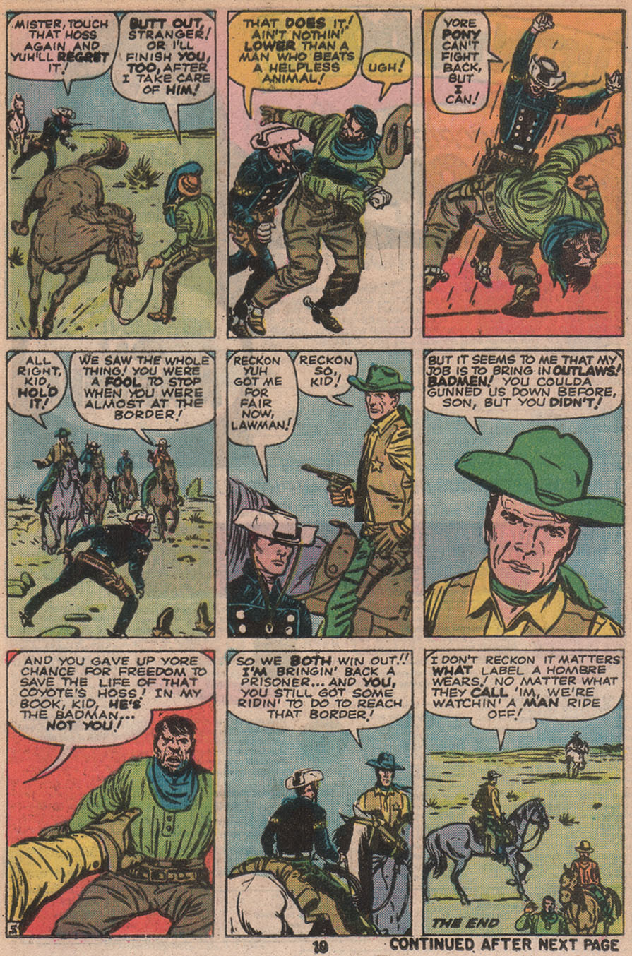 The Rawhide Kid (1955) issue 134 - Page 21