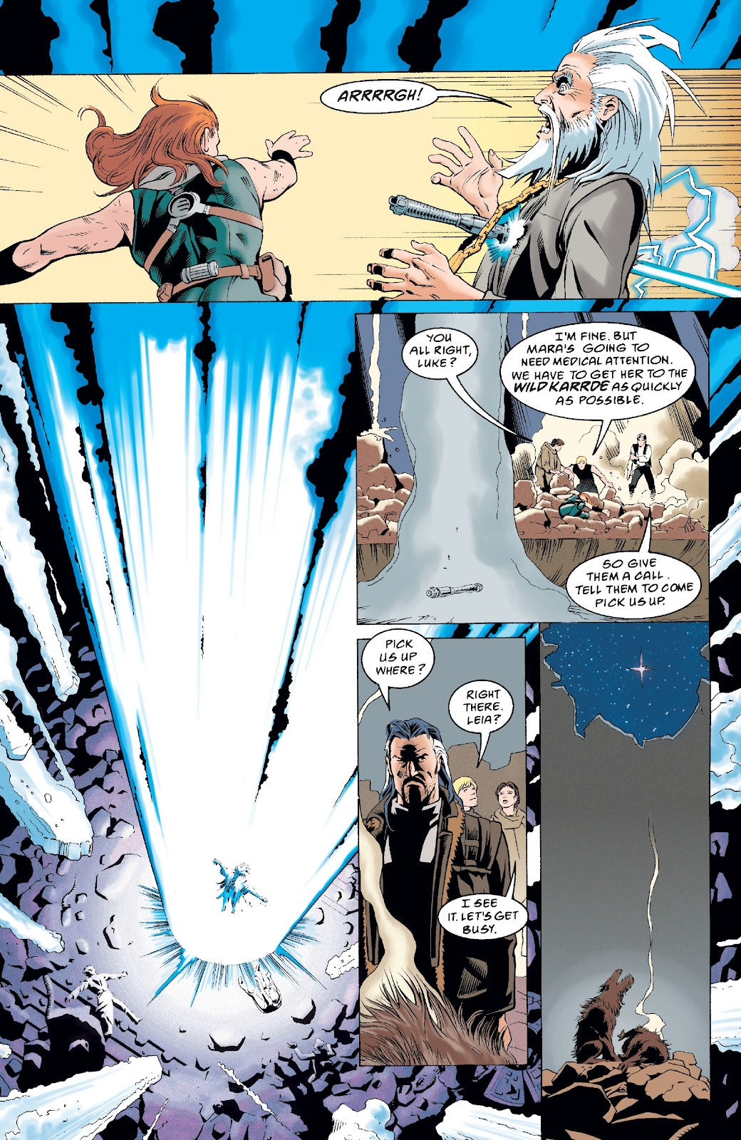 Read online Star Wars Legends: The New Republic - Epic Collection comic -  Issue # TPB 4 (Part 5) - 26