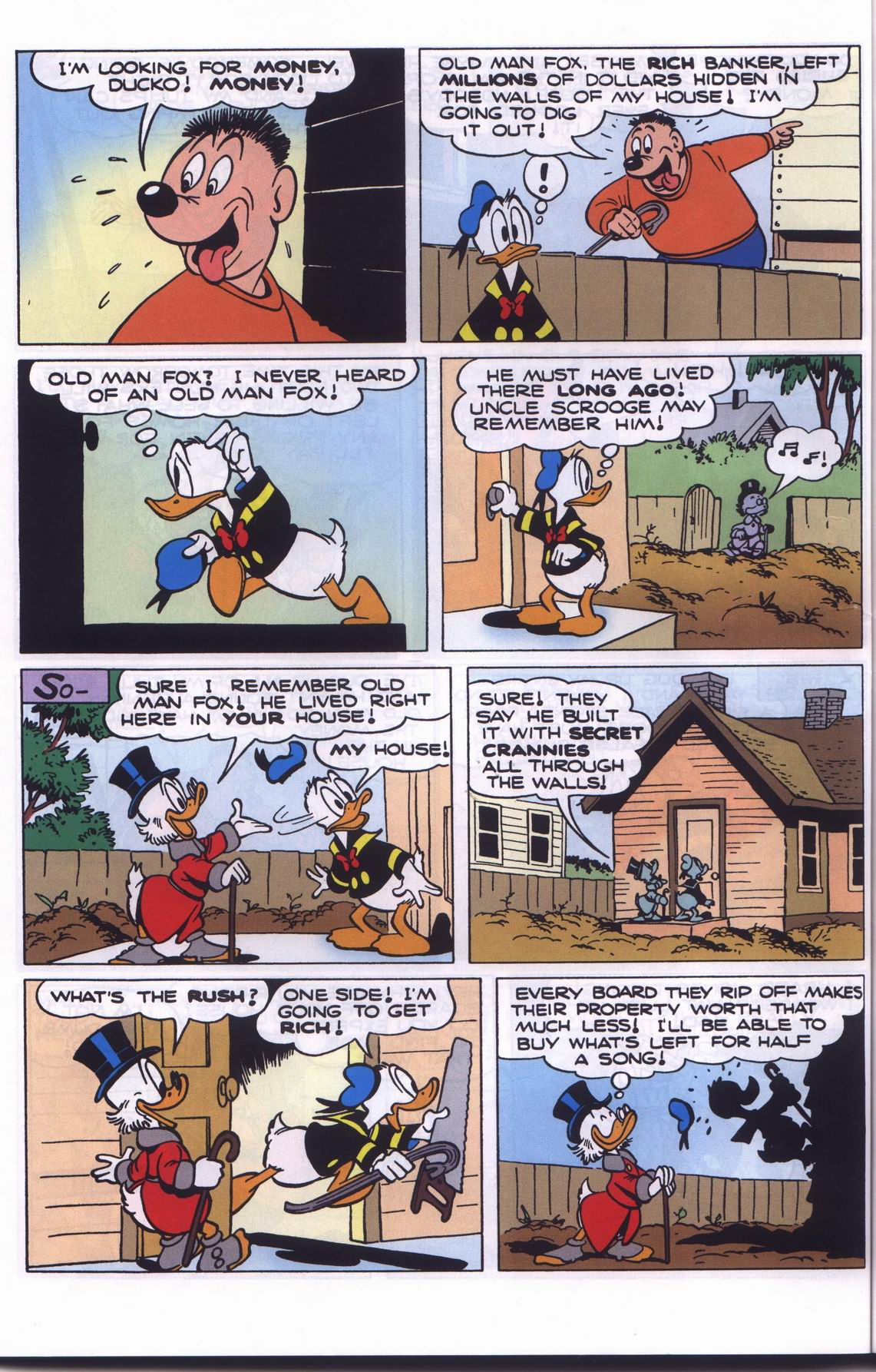 Read online Uncle Scrooge (1953) comic -  Issue #311 - 60