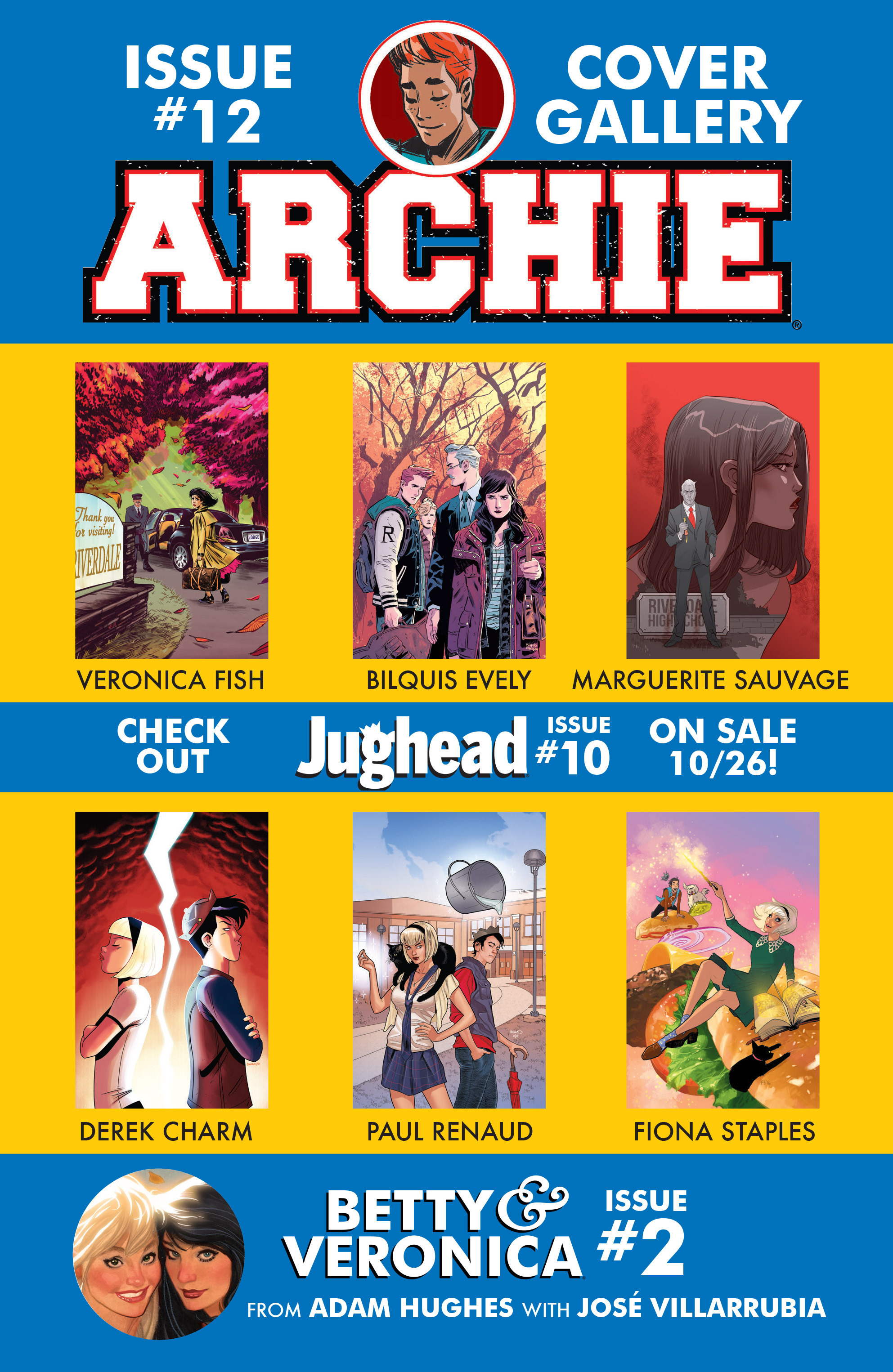 Read online Archie (2015) comic -  Issue #12 - 30