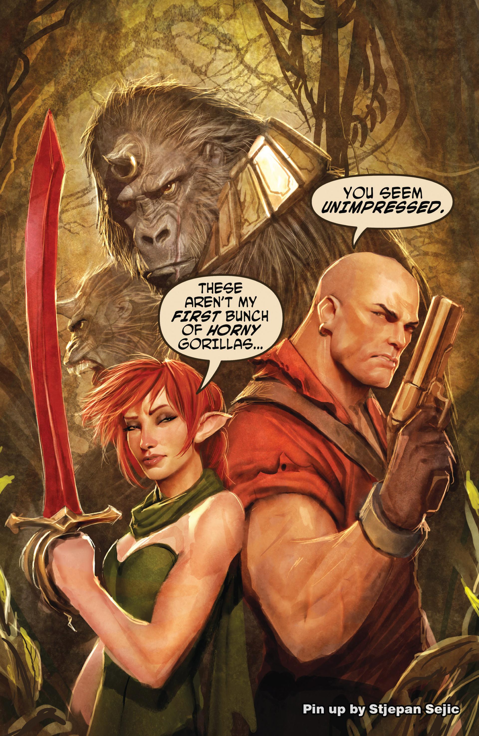 Read online Skullkickers comic -  Issue #24 - 27