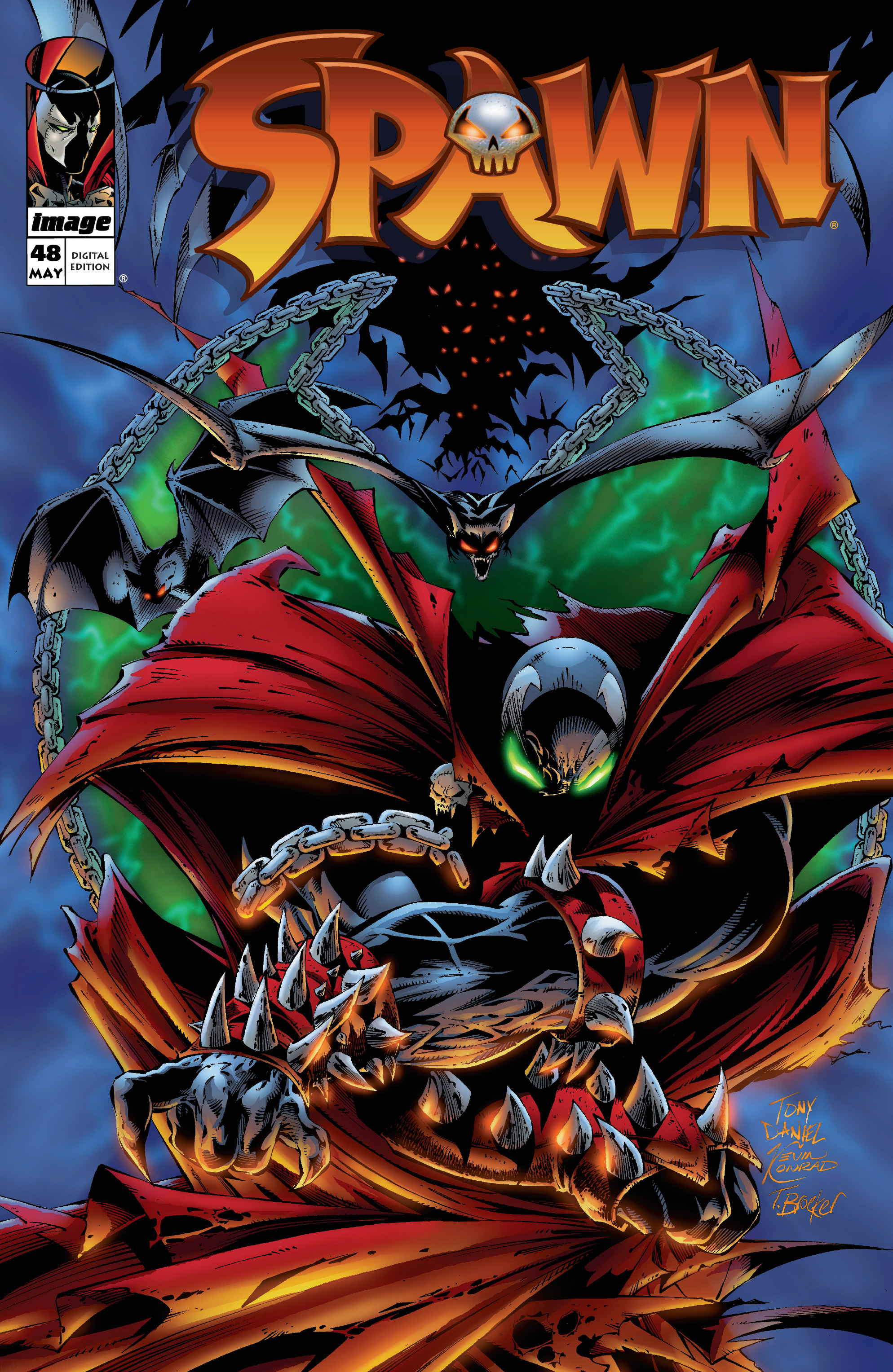 Spawn 48 Page 1