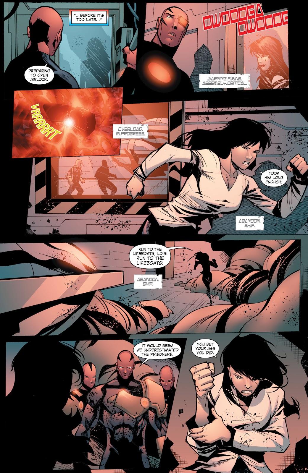 Read online Smallville Season 11 [II] comic -  Issue # TPB 8 - 164