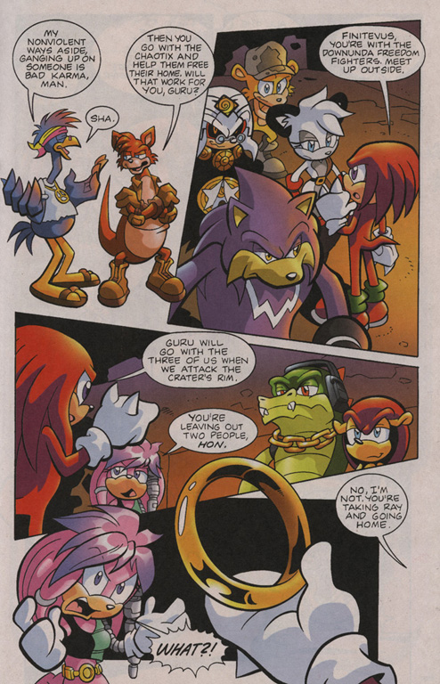 Read online Sonic Universe comic -  Issue #11 - 14