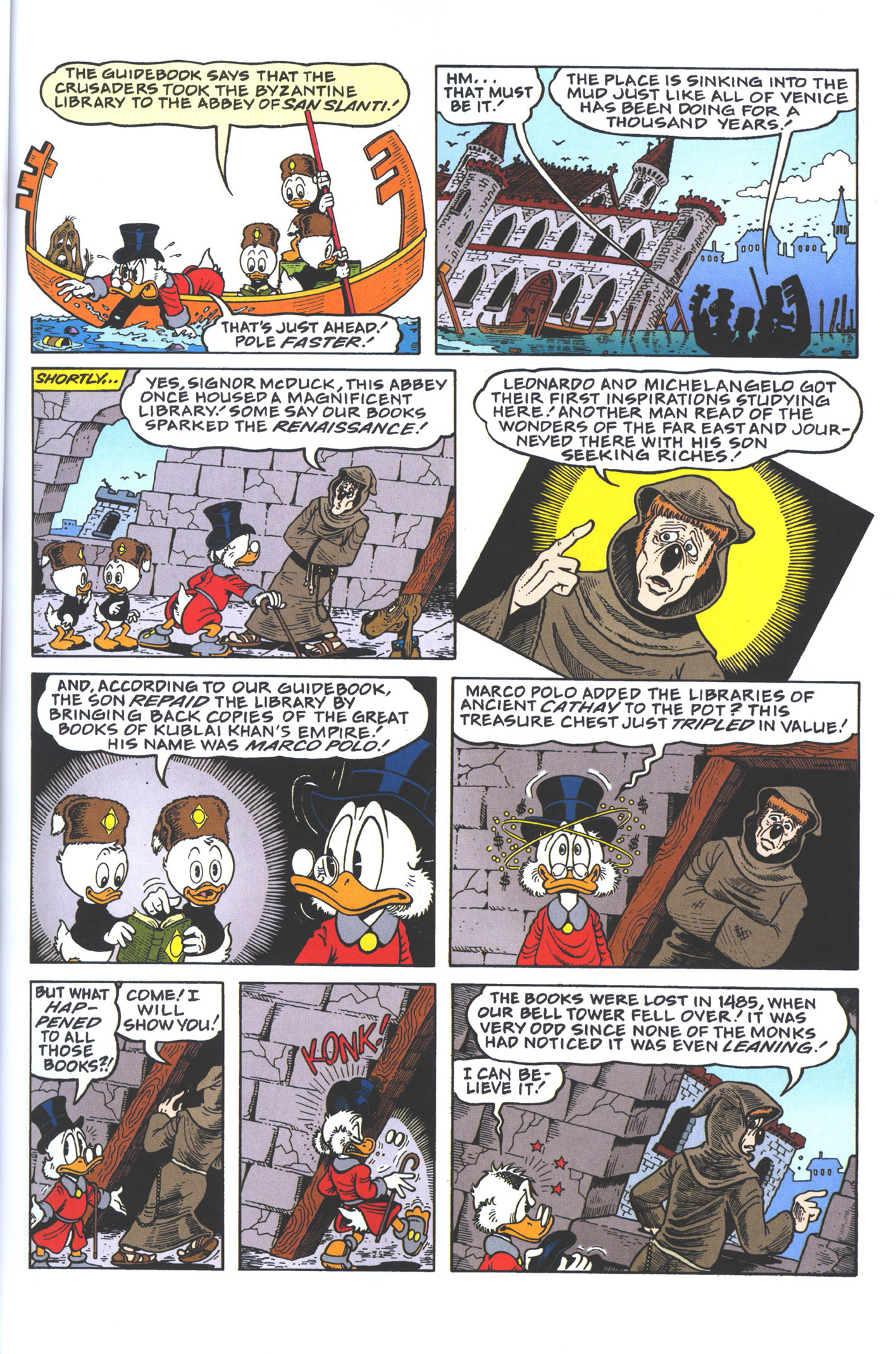Read online Uncle Scrooge (1953) comic -  Issue #383 - 17