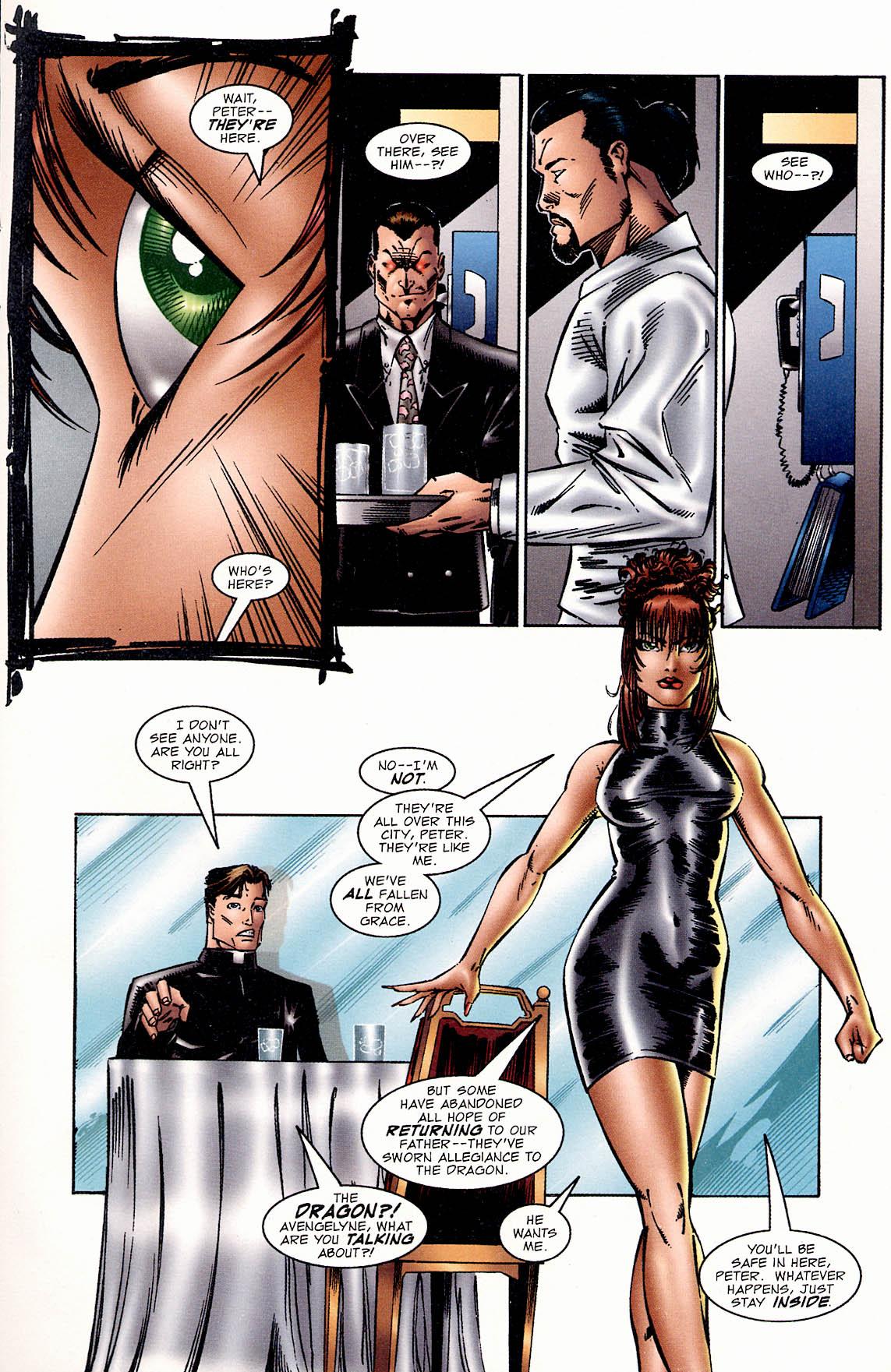 Read online Avengelyne (1995) comic -  Issue #2 - 14
