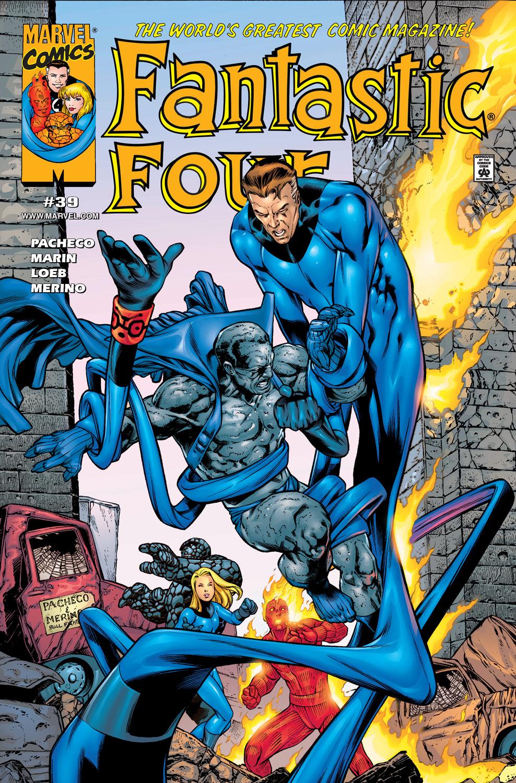 Fantastic Four (1998) 39 Page 1