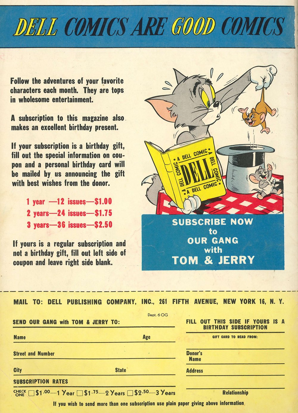 Our Gang with Tom & Jerry issue 59 - Page 52