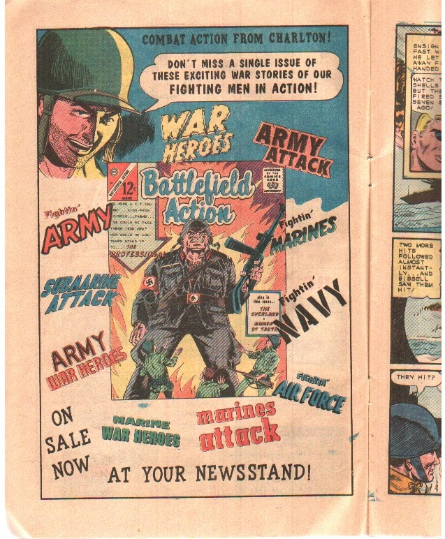 Read online Fightin' Navy comic -  Issue #122 - 8