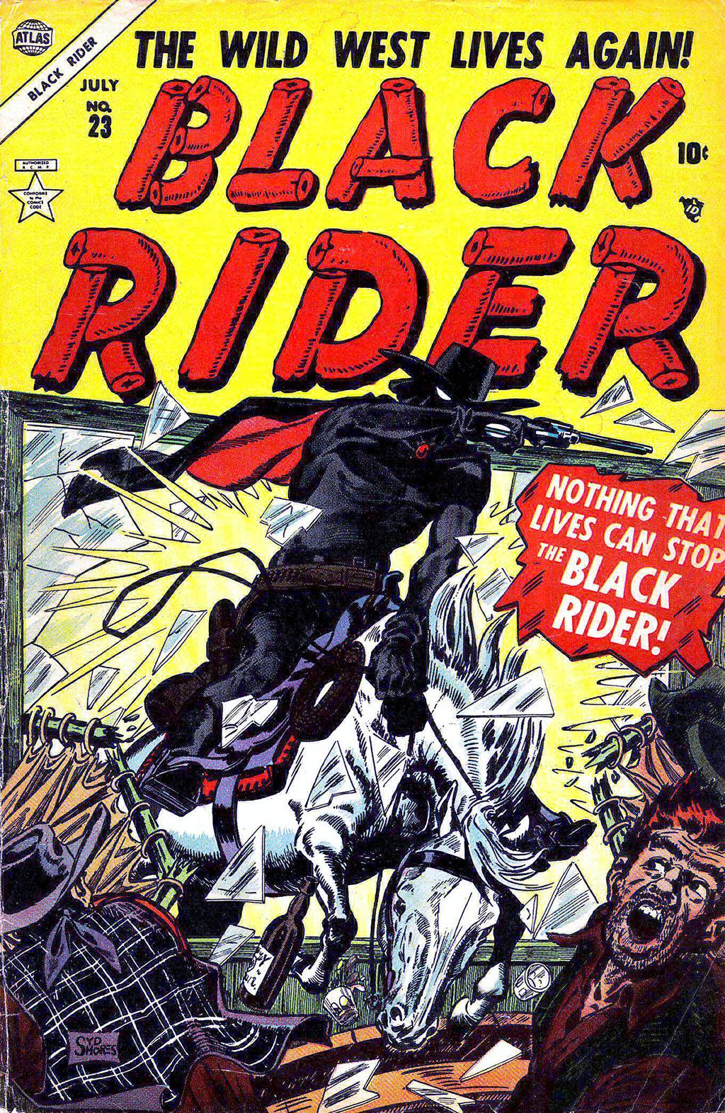 Black Rider 23 Page 1
