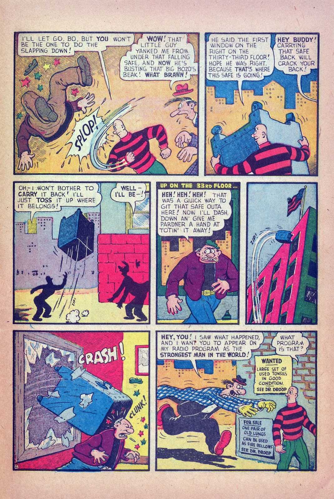 Read online Joker Comics comic -  Issue #18 - 27