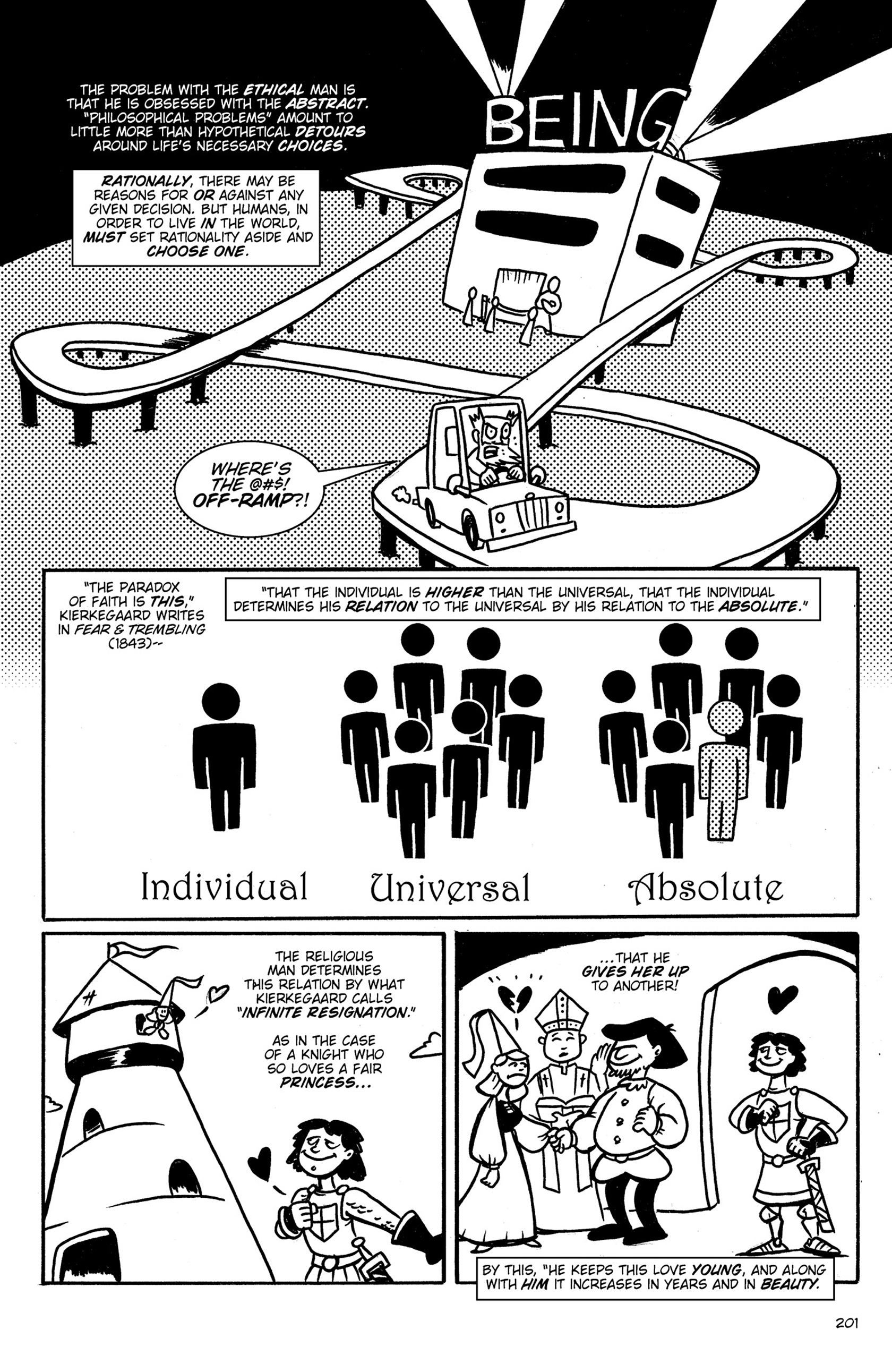 Read online Action Philosophers! comic -  Issue #Action Philosophers! TPB (Part 2) - 29