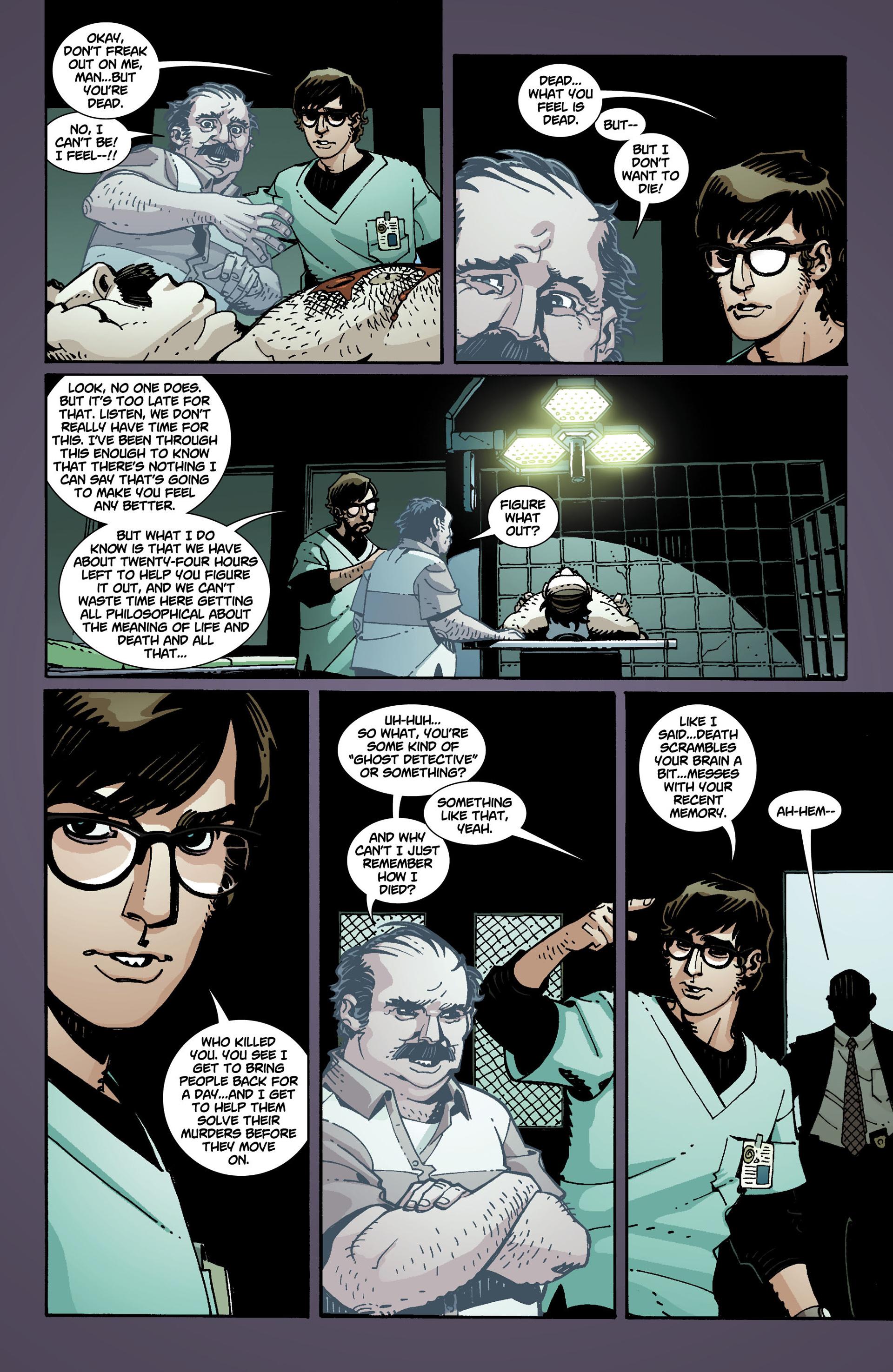 Read online National Comics: Eternity comic -  Issue # Full - 15