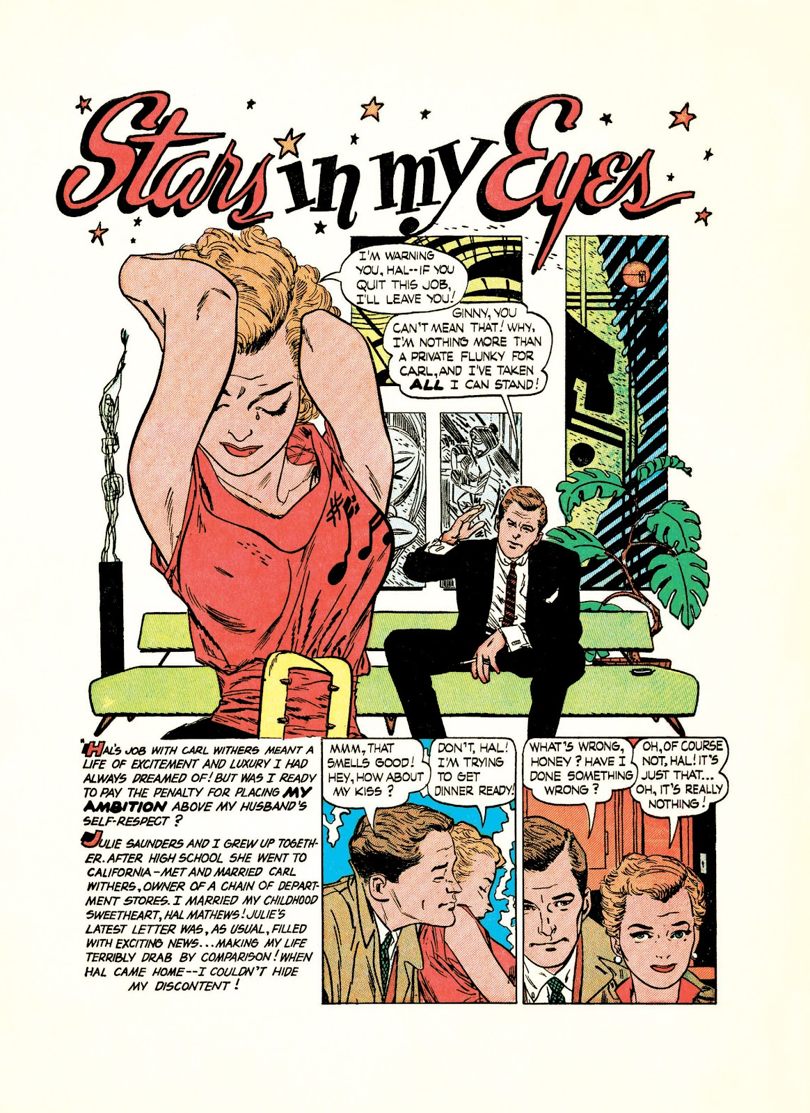 Read online Setting the Standard: Comics by Alex Toth 1952-1954 comic -  Issue # TPB (Part 3) - 91