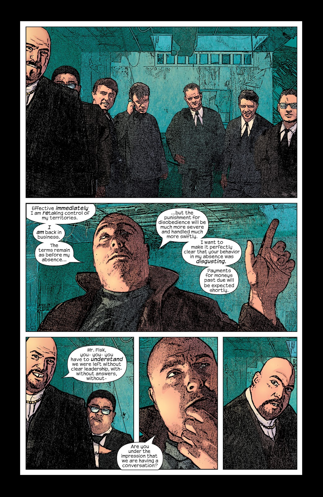 Read online Daredevil (1998) comic -  Issue # _Ultimate_Collection TPB 2 (Part 3) - 10