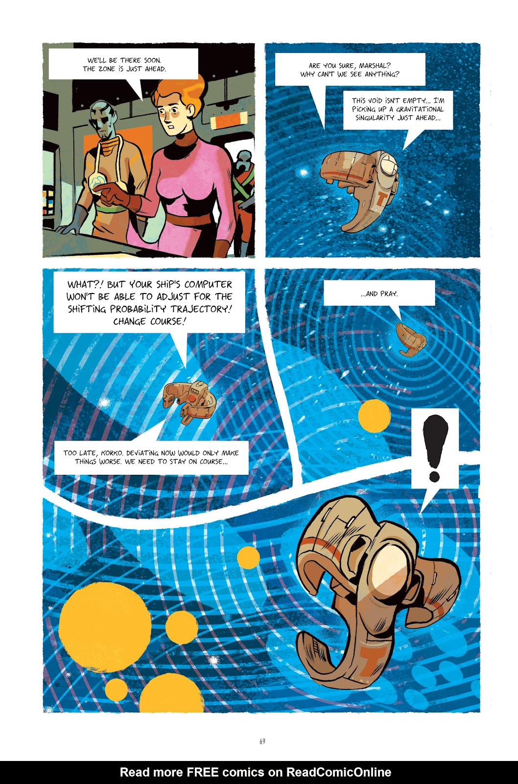 Read online Infinity 8 comic -  Issue # _TPB 3 - 69
