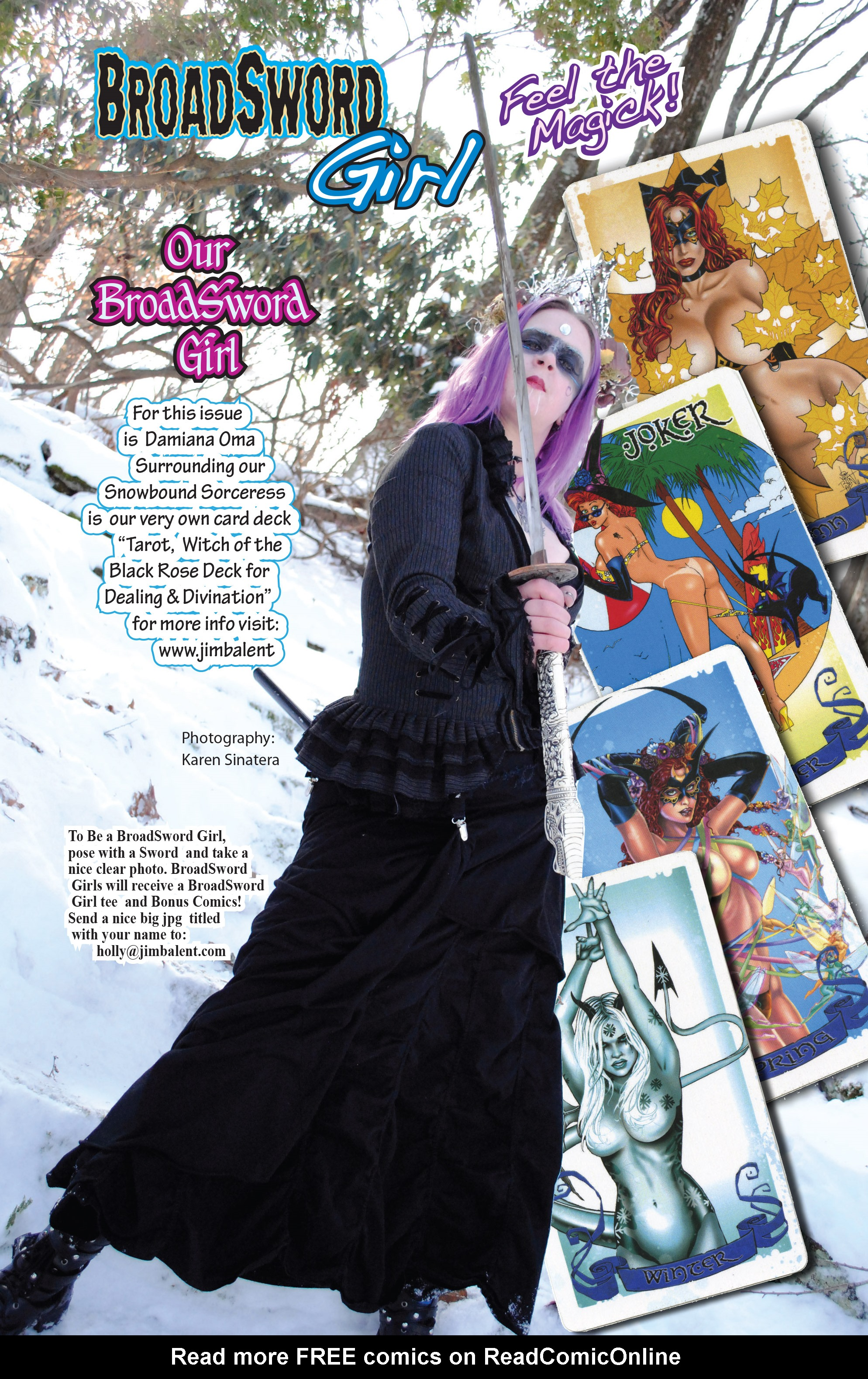 Read online Tarot: Witch of the Black Rose comic -  Issue #104 - 30