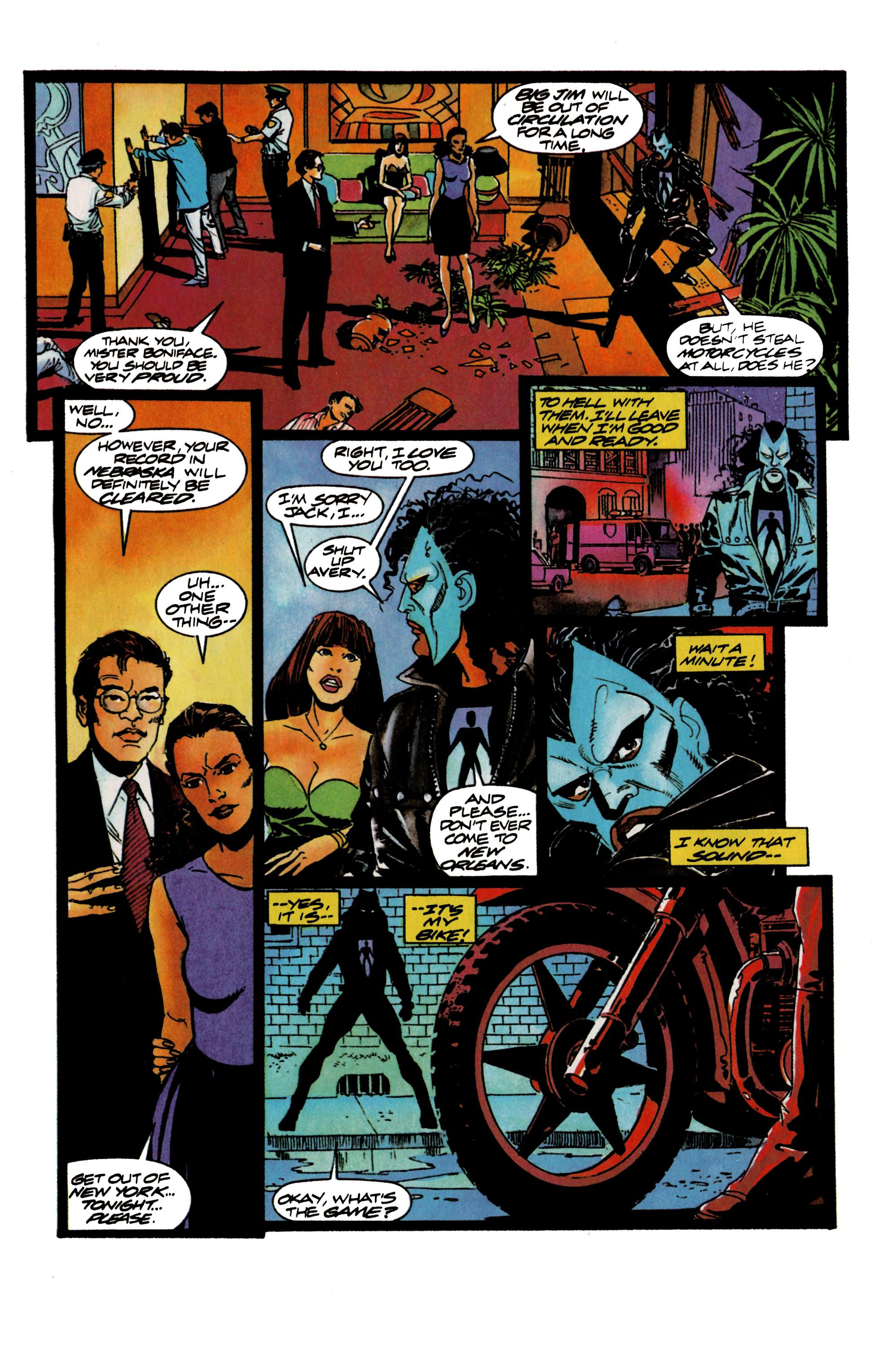 Read online Shadowman (1992) comic -  Issue #16 - 20