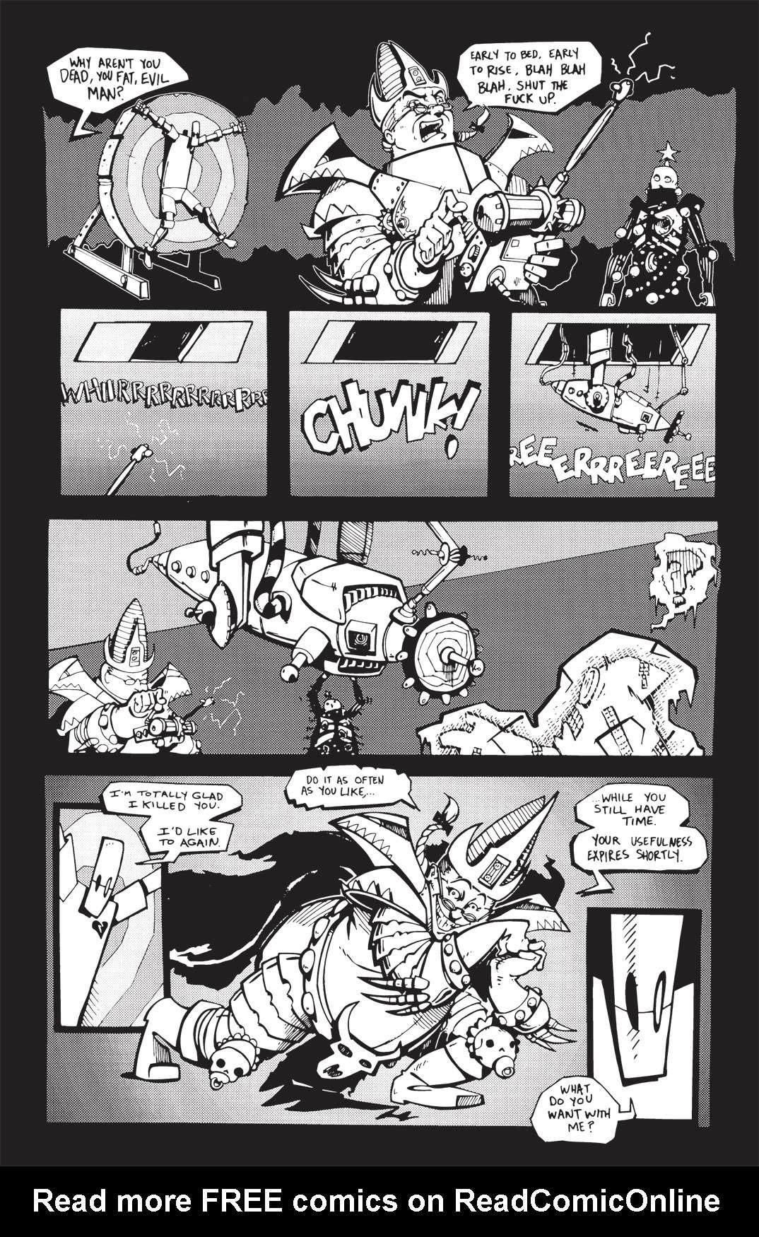 Read online Scud: The Disposable Assassin: The Whole Shebang comic -  Issue # TPB (Part 2) - 214