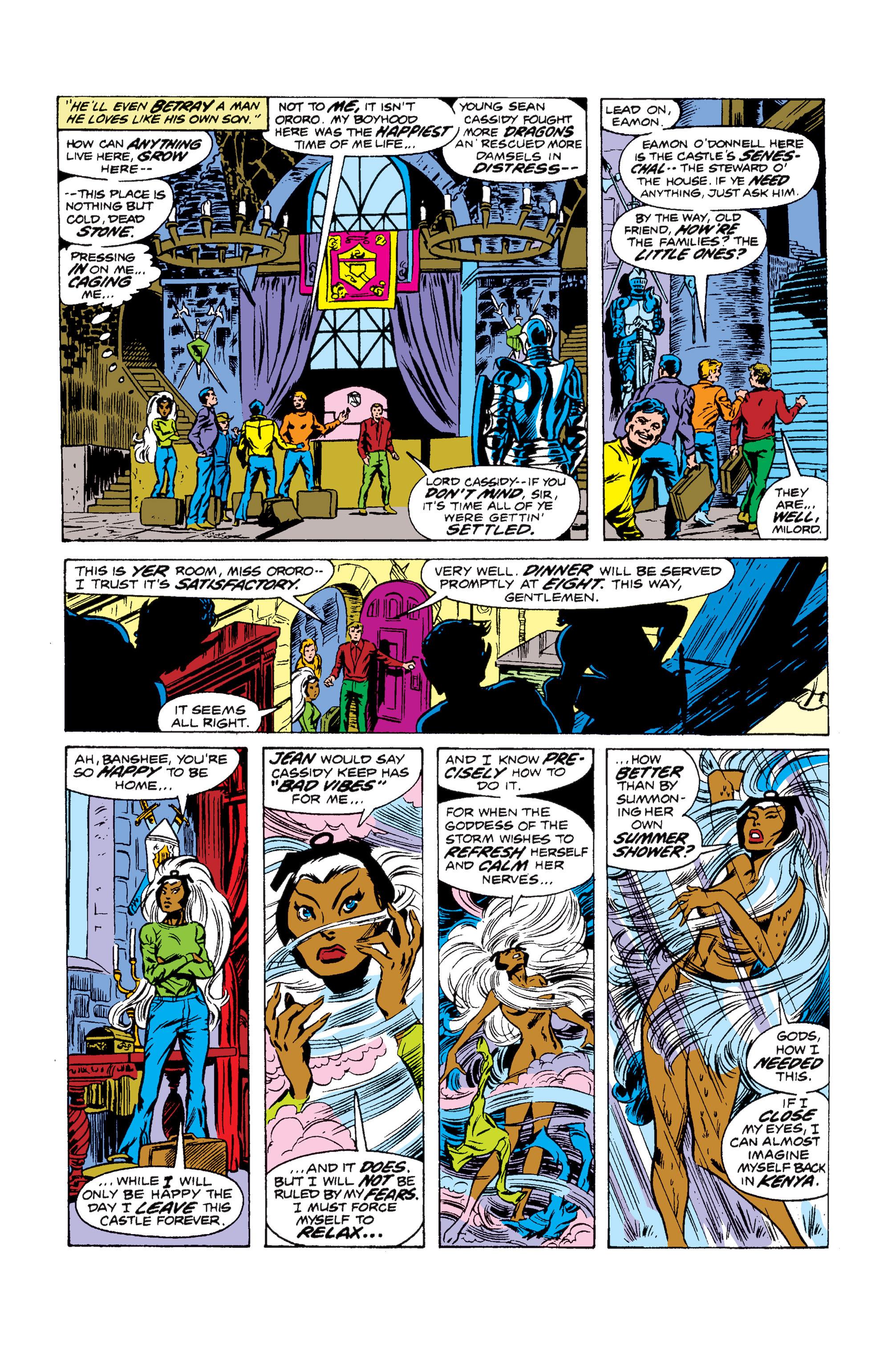 Uncanny X-Men (1963) 101 Page 13