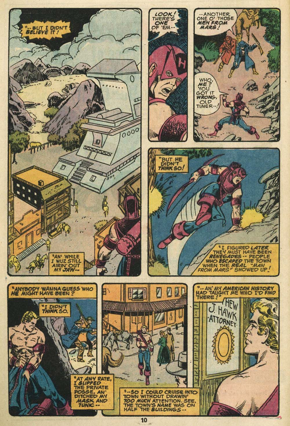 The Avengers (1963) 142 Page 6