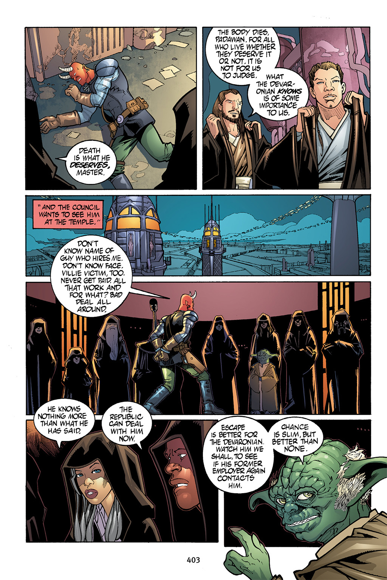 Read online Star Wars Omnibus comic -  Issue # Vol. 15.5 - 121