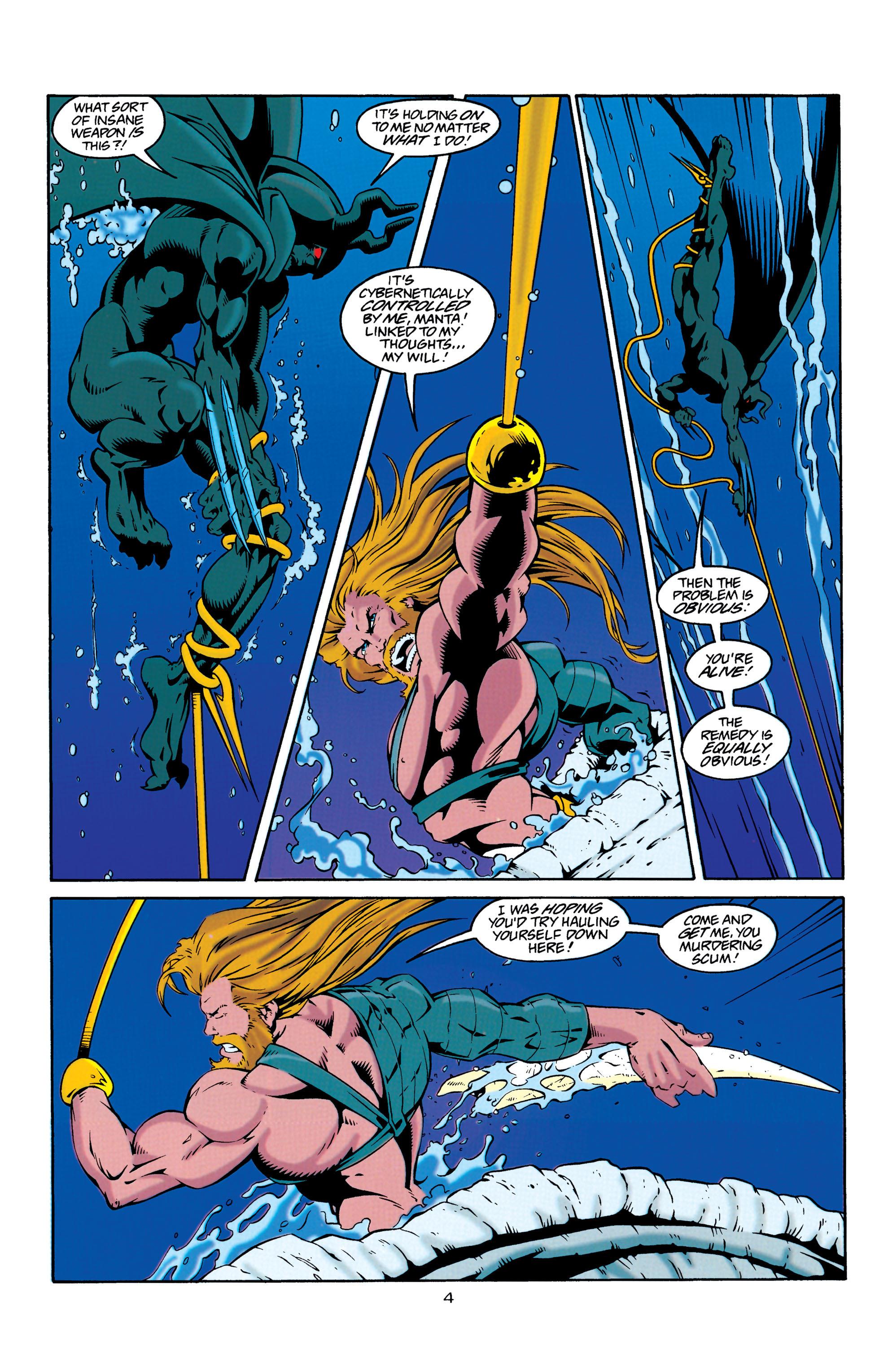 Read online Aquaman (1994) comic -  Issue #30 - 4