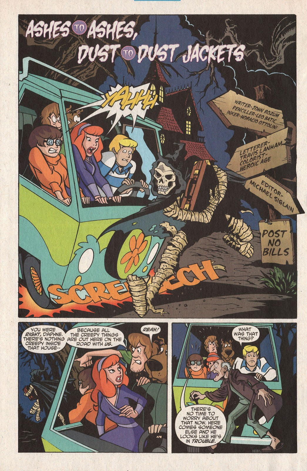 Read online Scooby-Doo (1997) comic -  Issue #101 - 4
