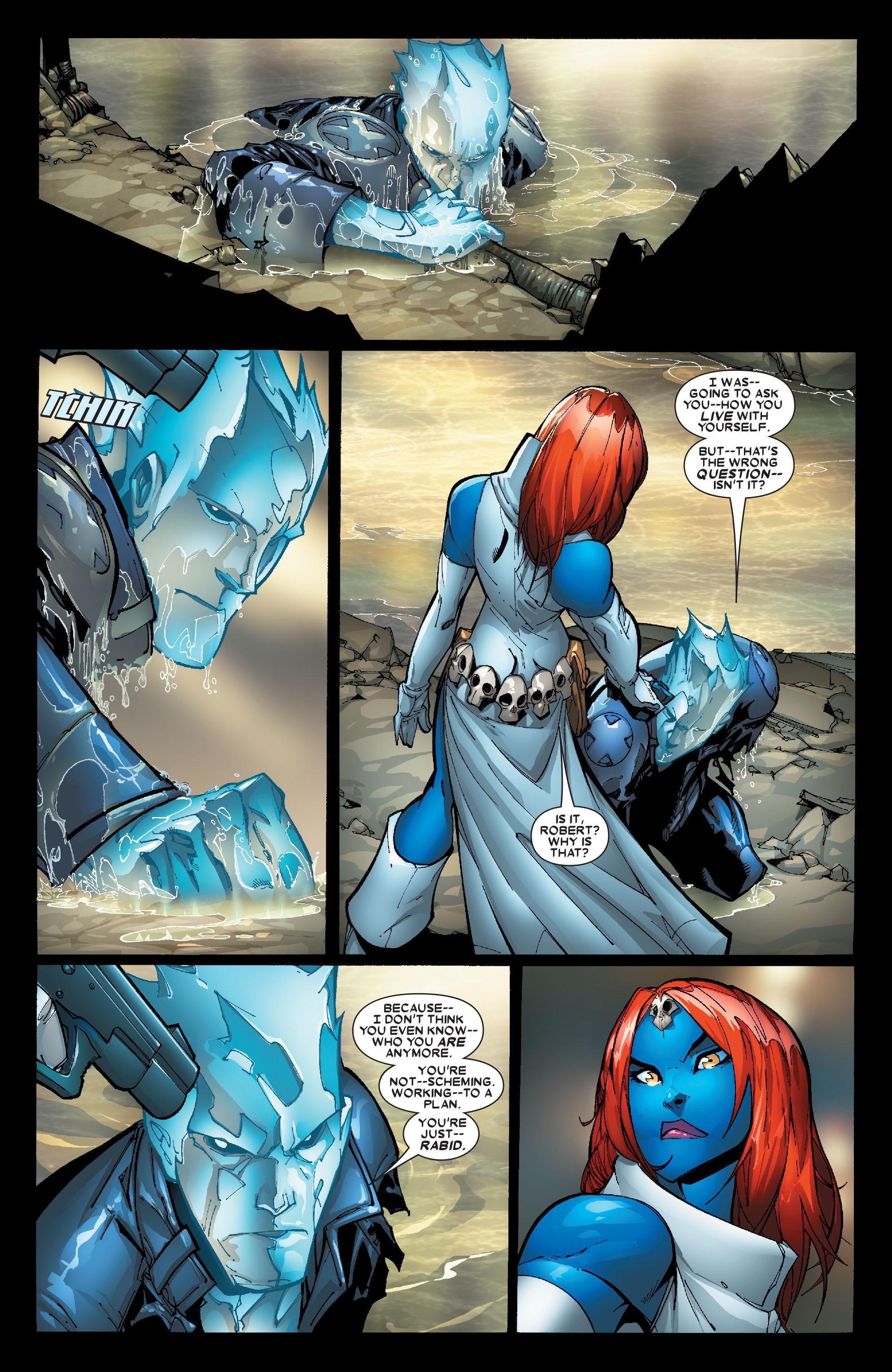 X-Men (1991) 203 Page 21