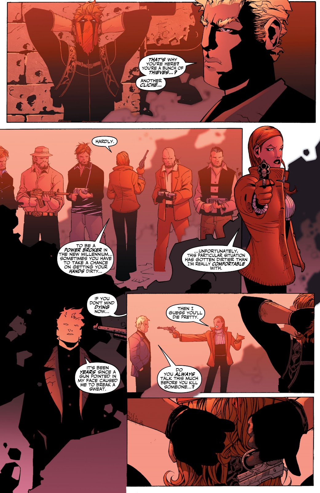Wildcats Version 3.0 Issue #3 #3 - English 5