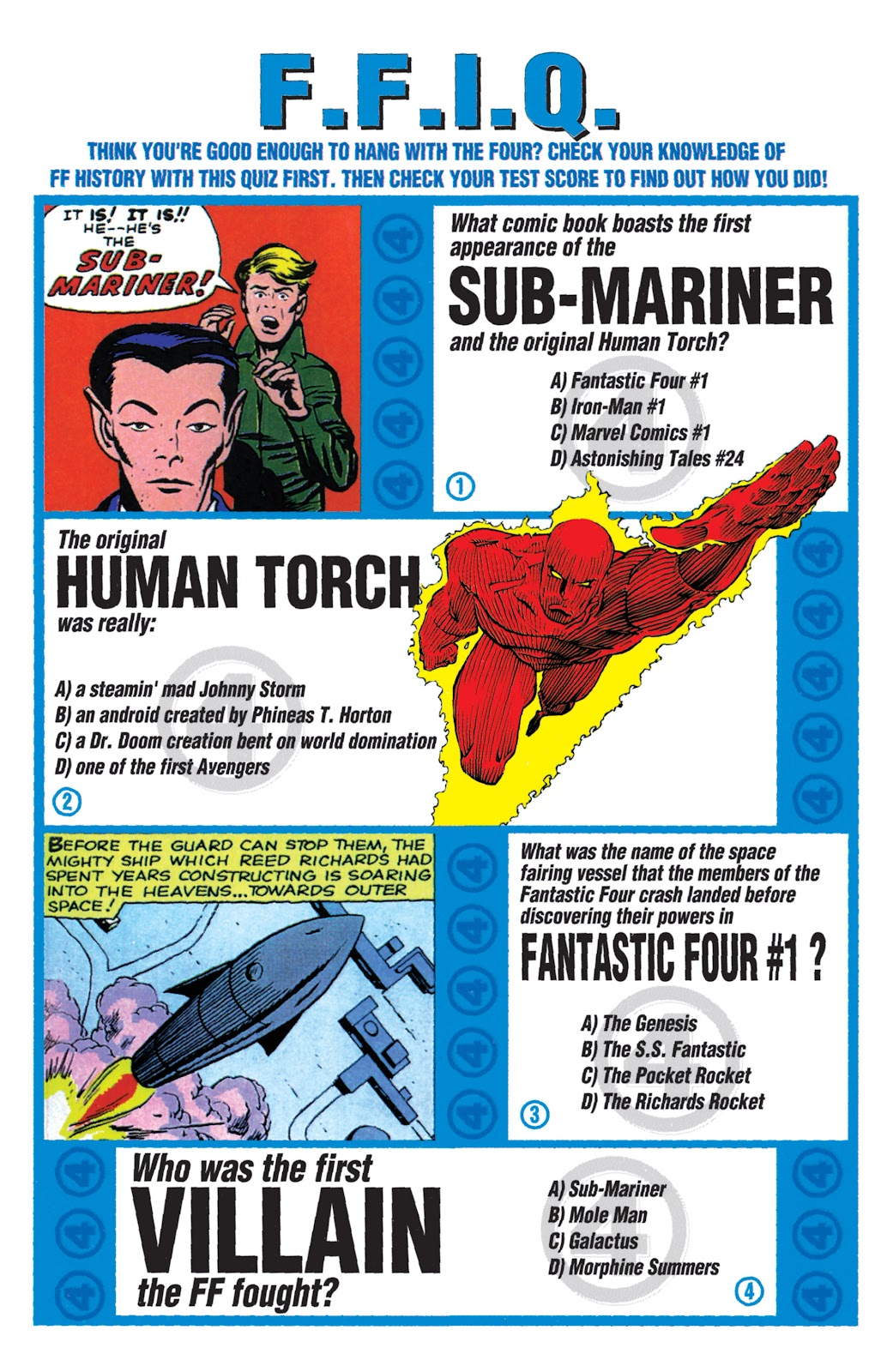 Read online Fantastic Four: The Legend comic -  Issue # Full - 36