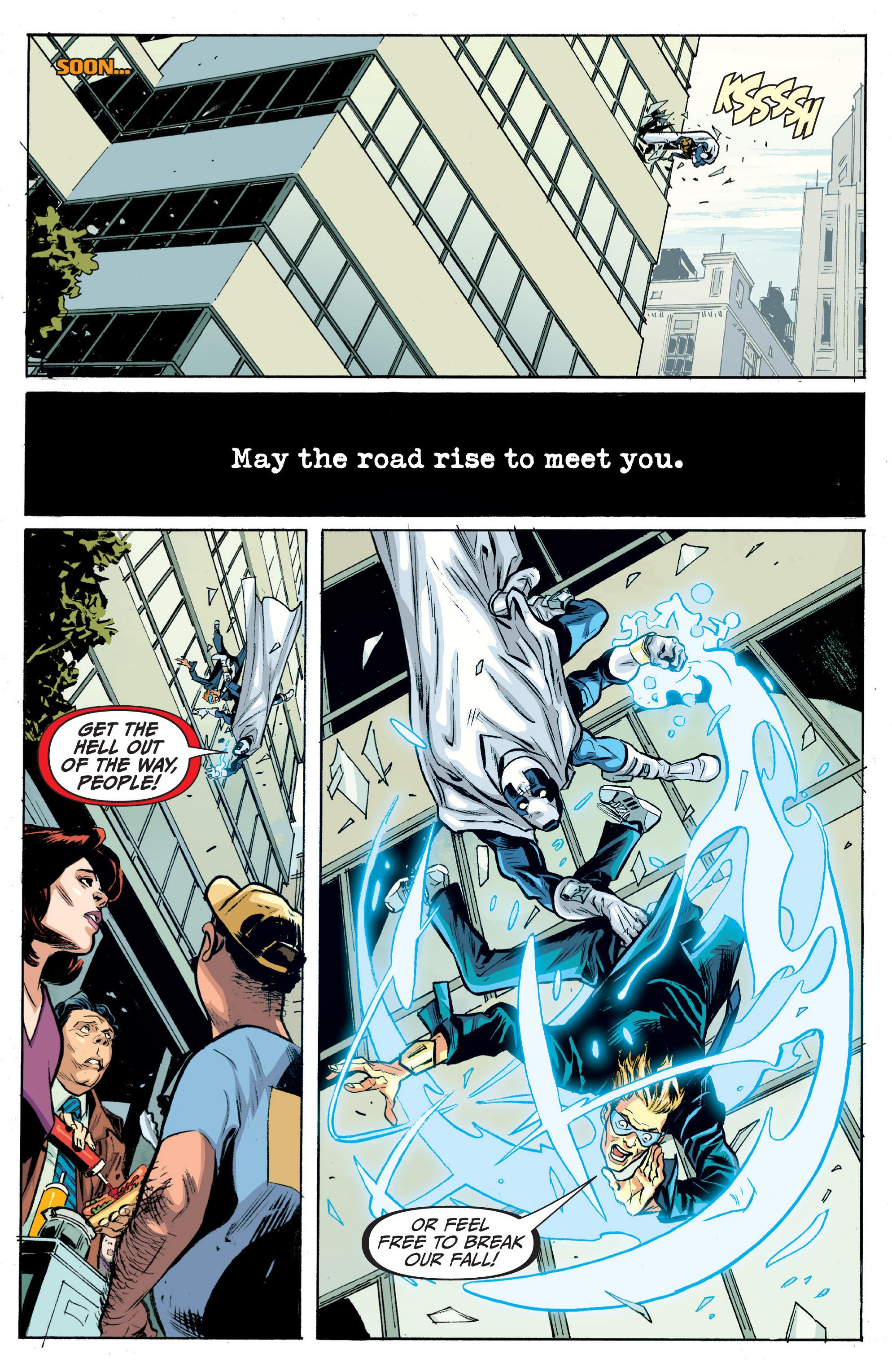 Read online Shadowman (2012) comic -  Issue #0 - 28