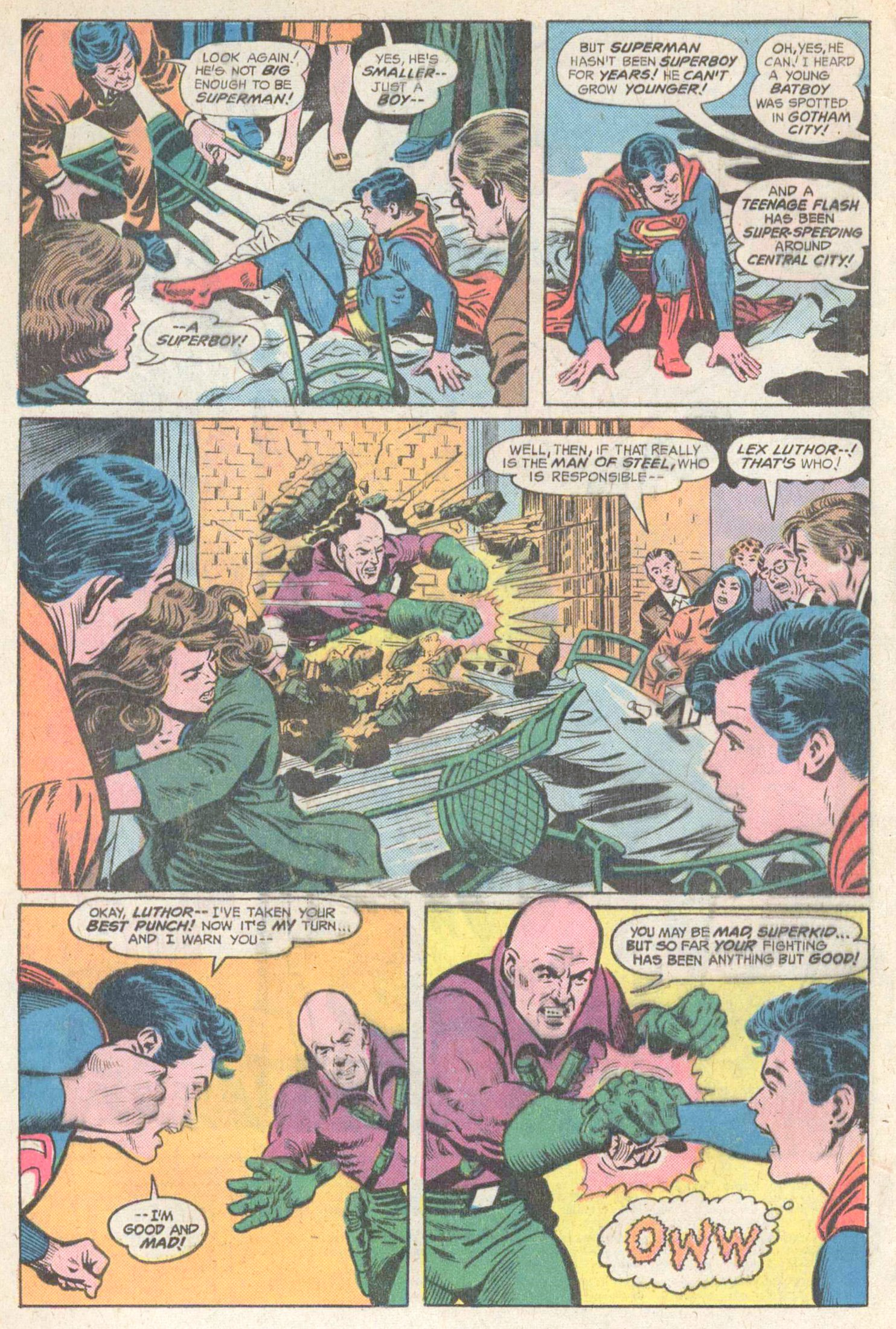 Read online Action Comics (1938) comic -  Issue #466 - 4