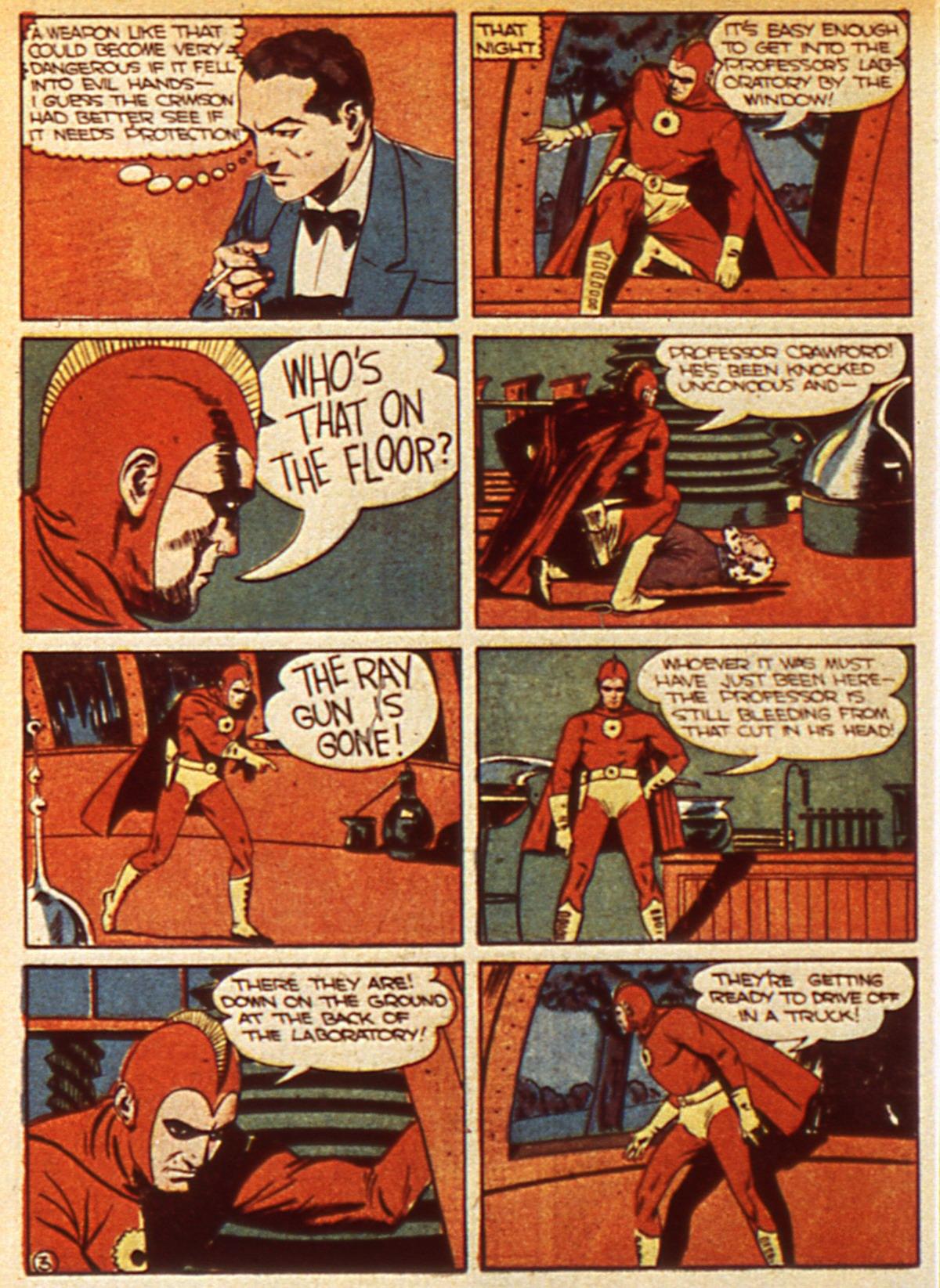 Read online Detective Comics (1937) comic -  Issue #45 - 32