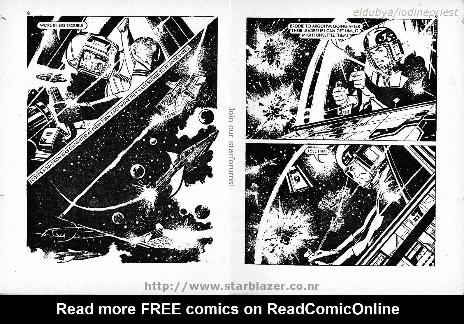 Starblazer issue 135 - Page 6