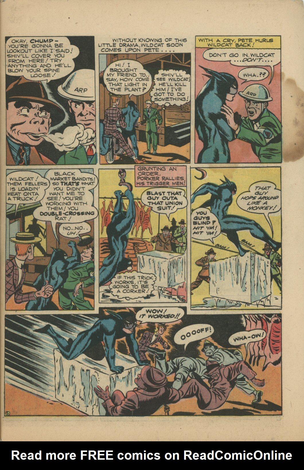 Read online Sensation (Mystery) Comics comic -  Issue #21 - 51