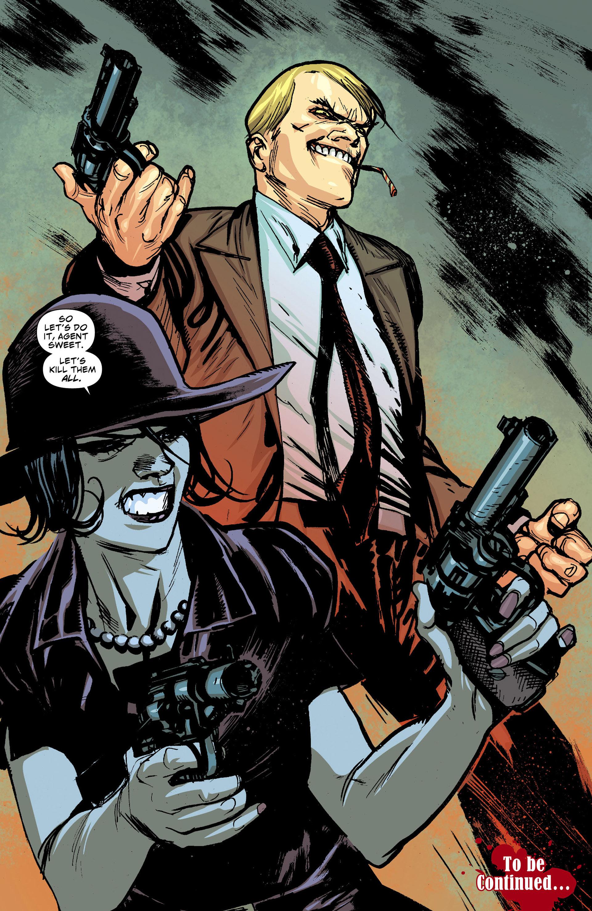 Read online American Vampire comic -  Issue #28 - 20